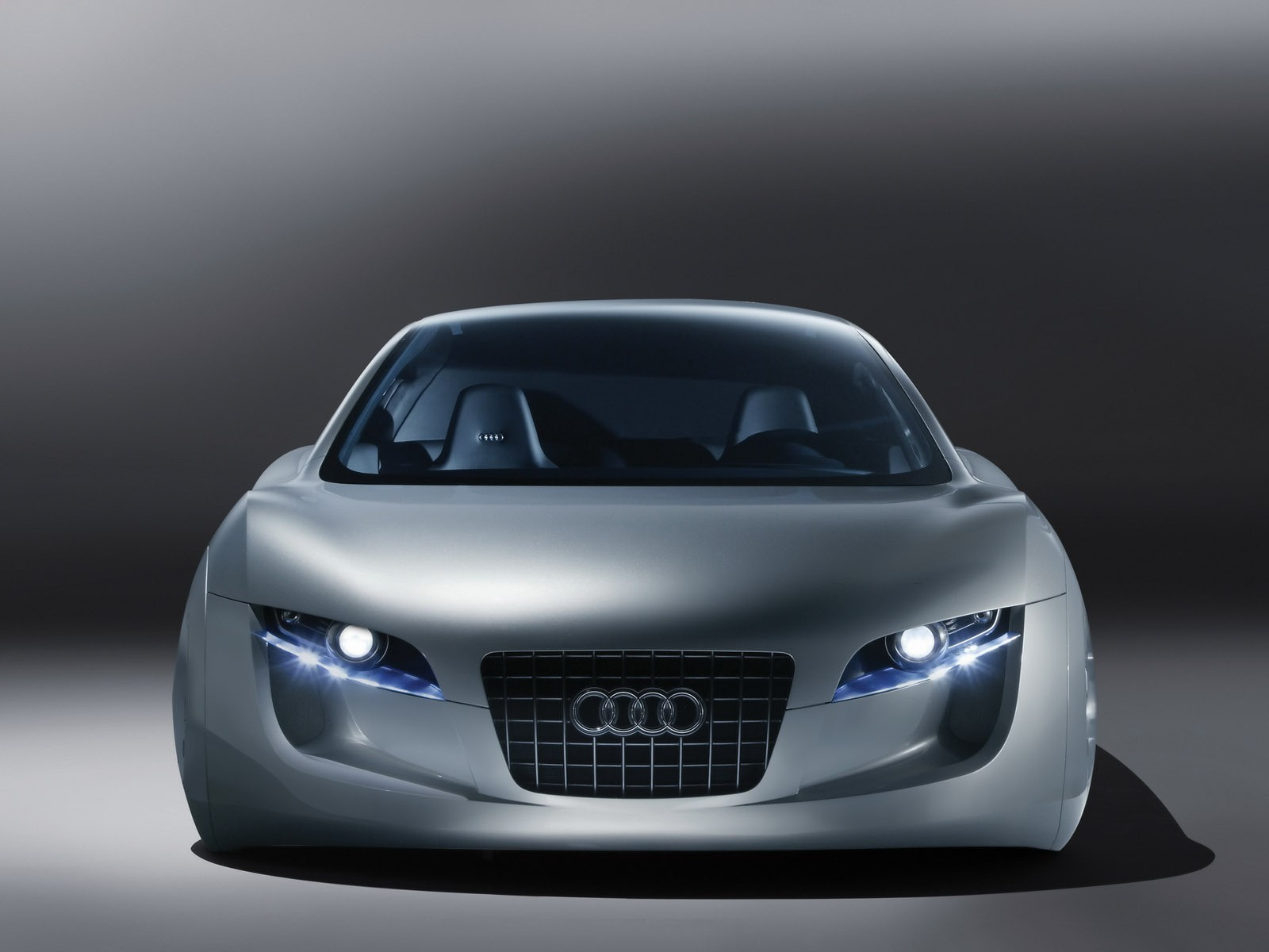 audi rsq-concept-f ауди фары