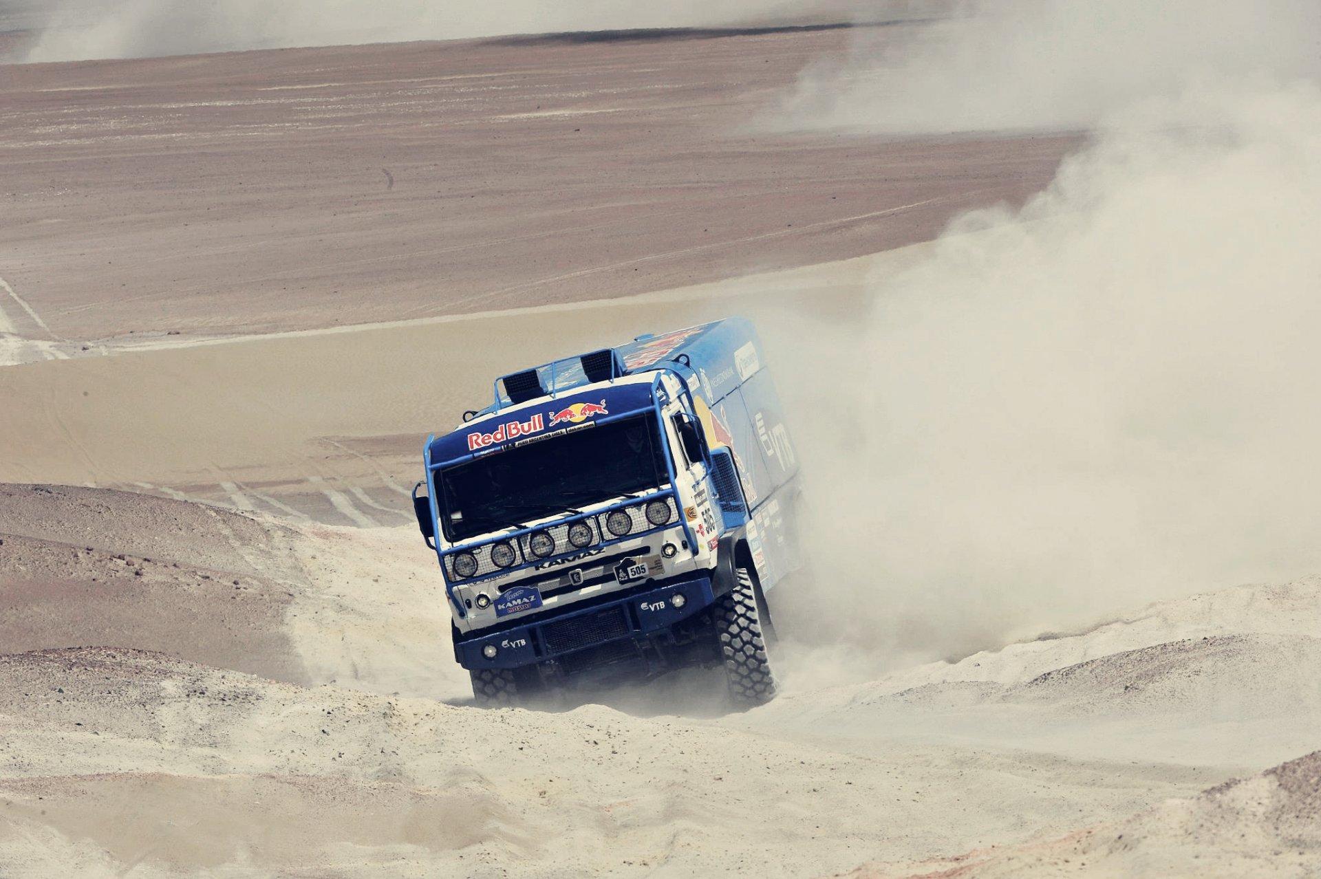 Обои грузовик, гонка. Автомобили foto 17