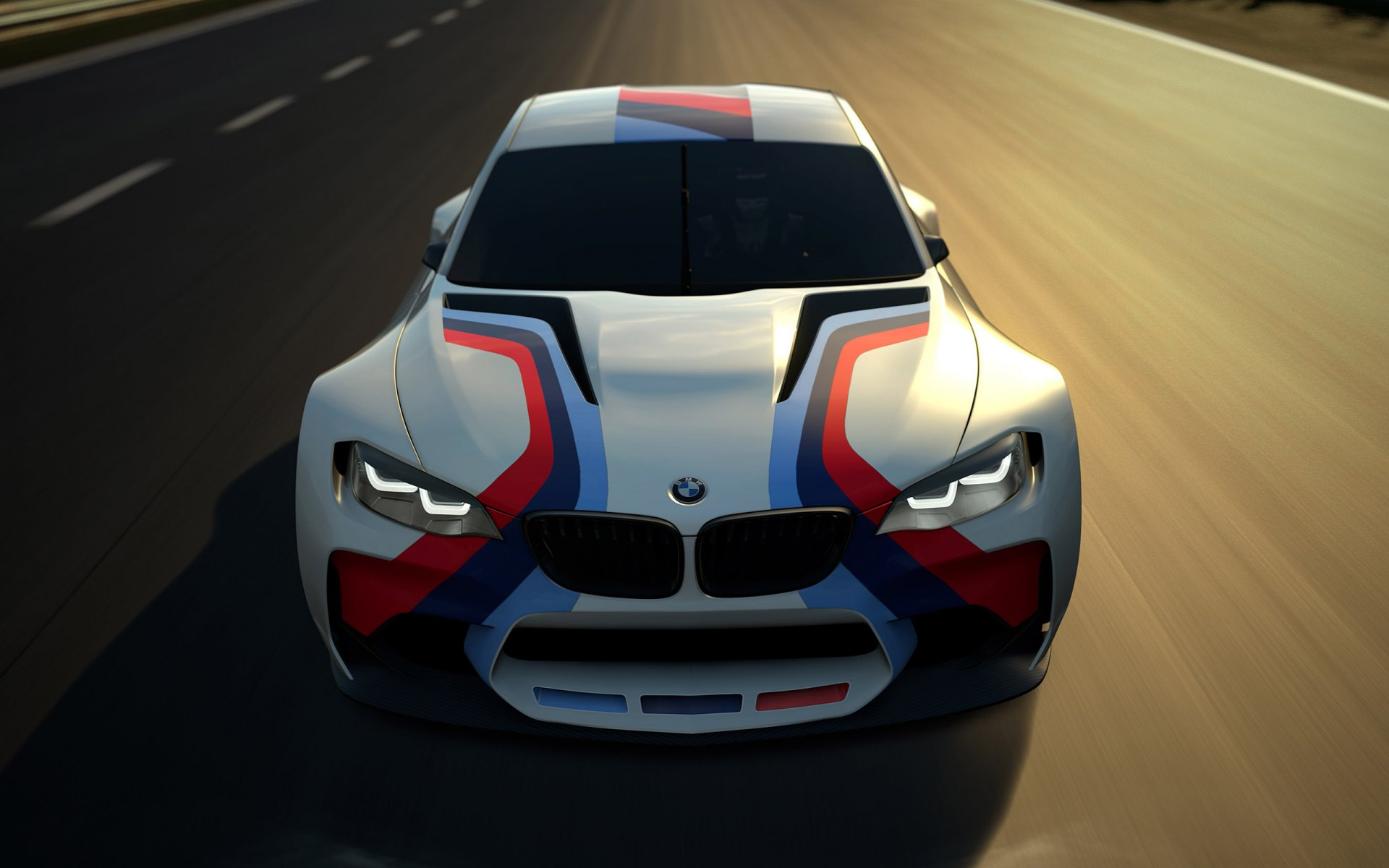 Bmw concept cs gauges скачать