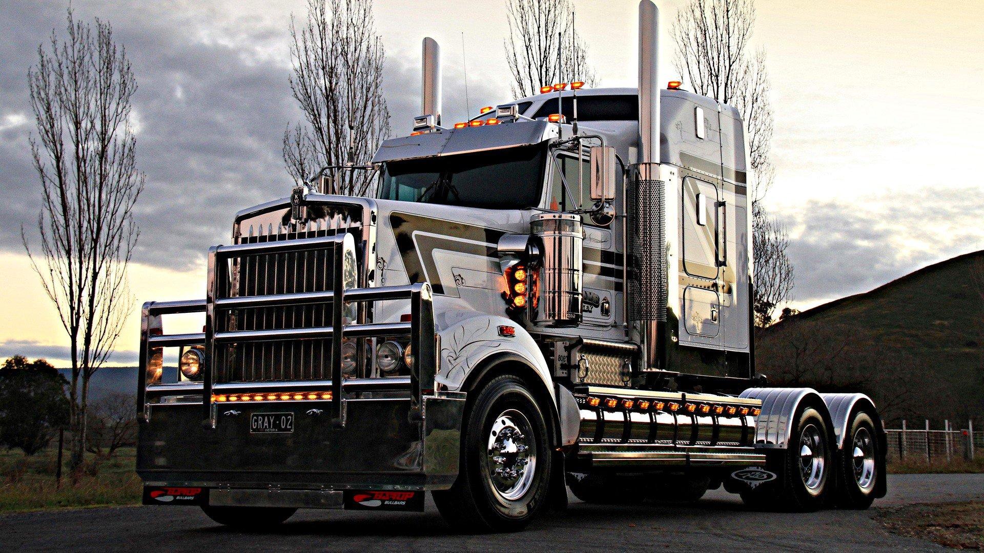 Обои truck, грузовой, повышенной, проходимости, автомобиль. Автомобили foto 10