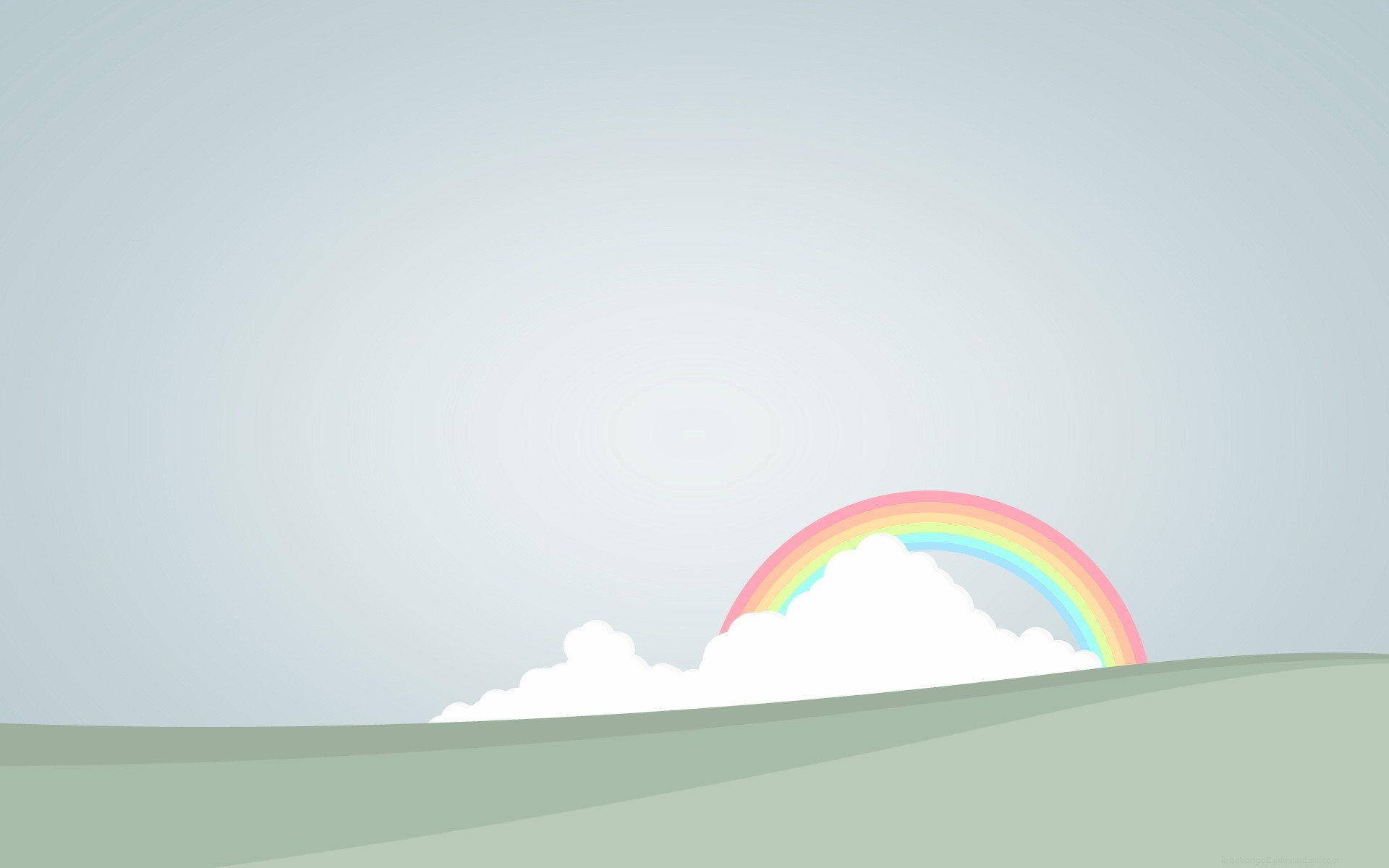 Облака вектор без смс