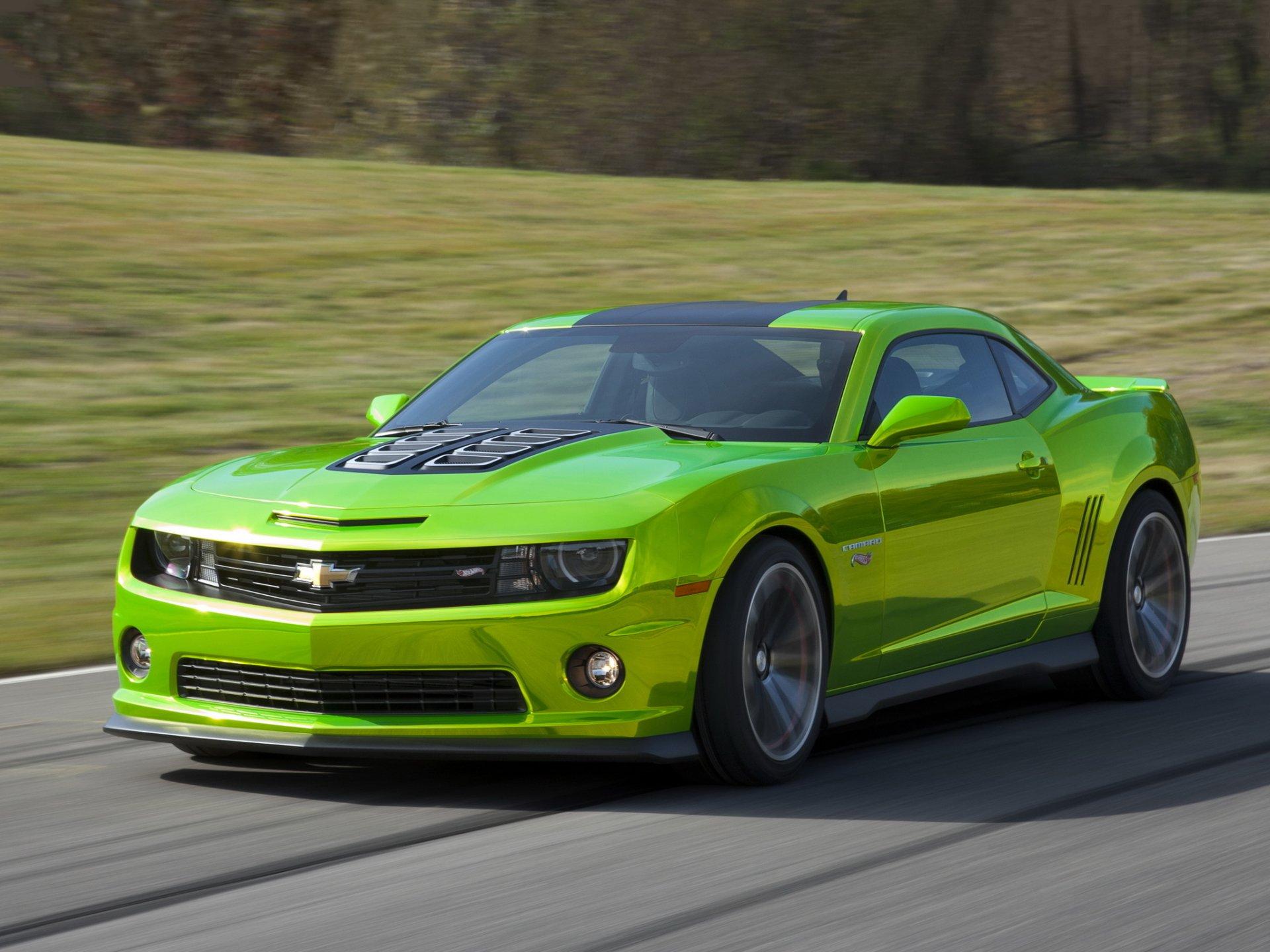 Обои колёса, Chevrolet camaro, полосы, диски, асфальт, шевроле камаро. Автомобили foto 7