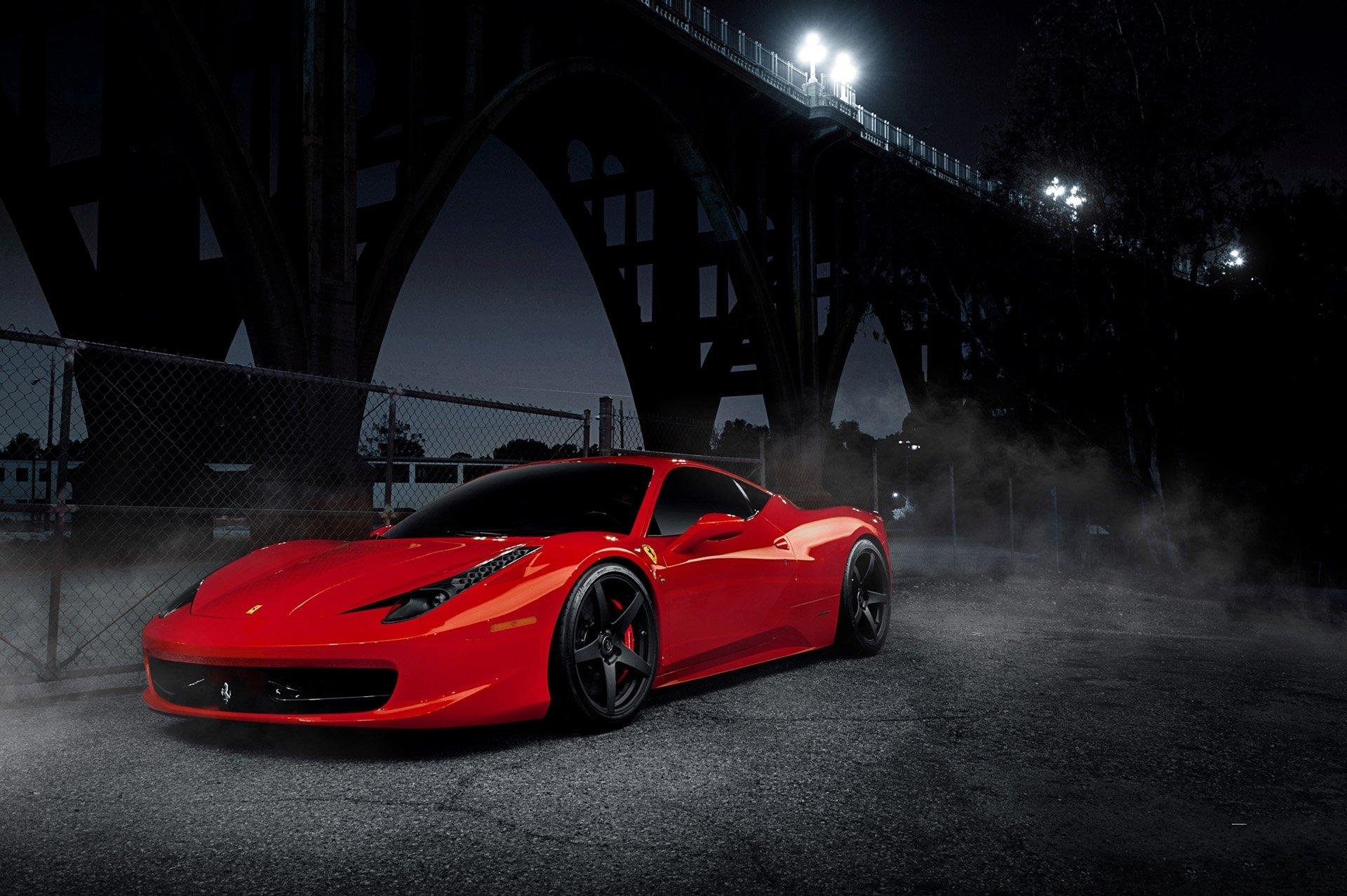 Ferrari F12 дорога забор  № 2438045 загрузить