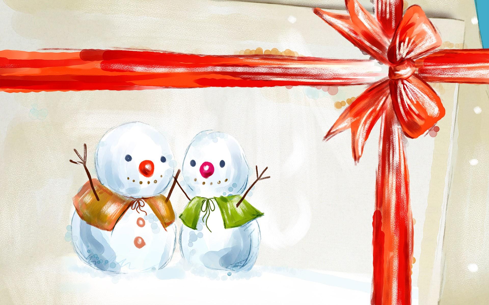 Комиксы смешные, как нарисовать открытку на новый год красками