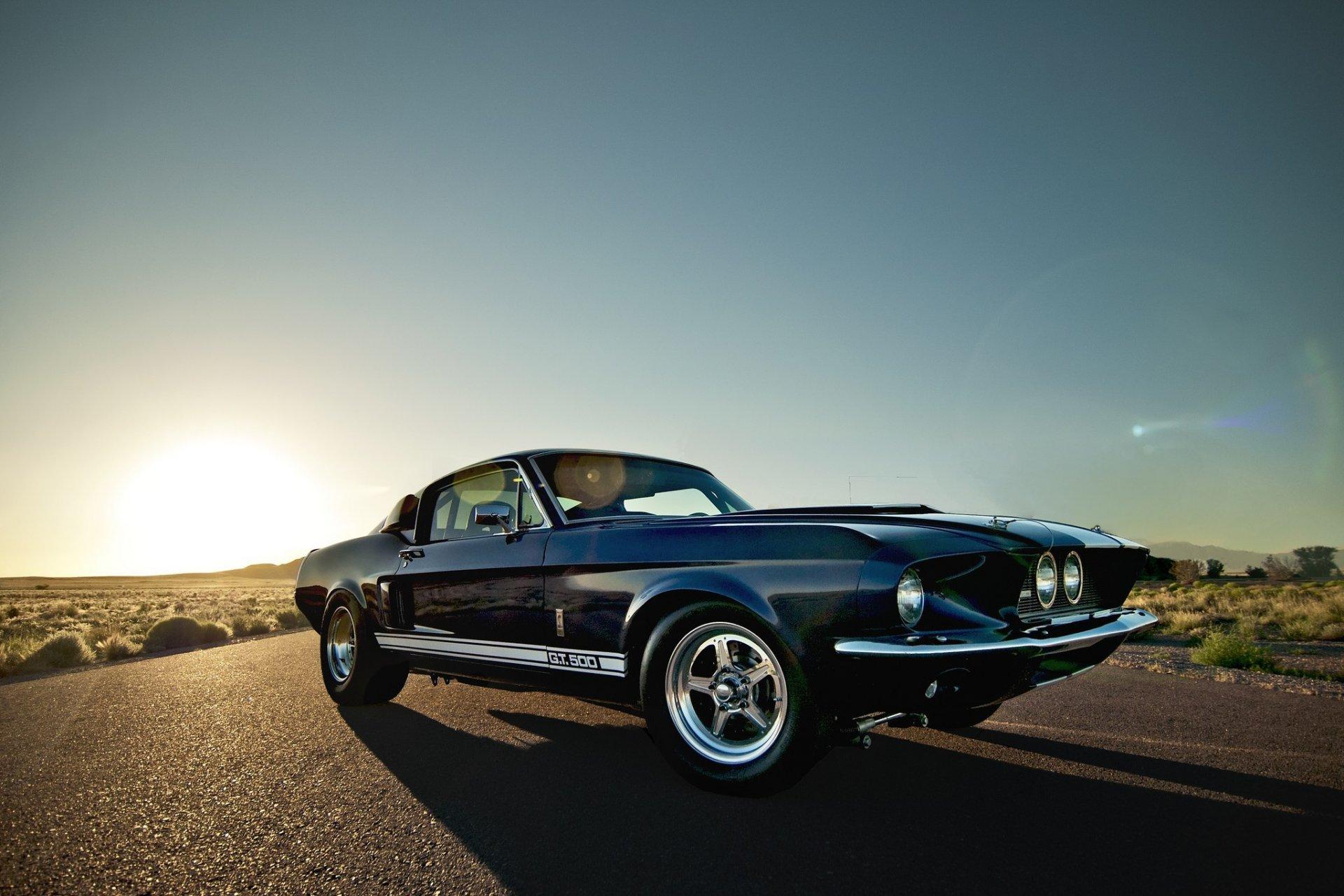 спортивный автомобиль Mustang Shelby GT500  № 2422110 загрузить