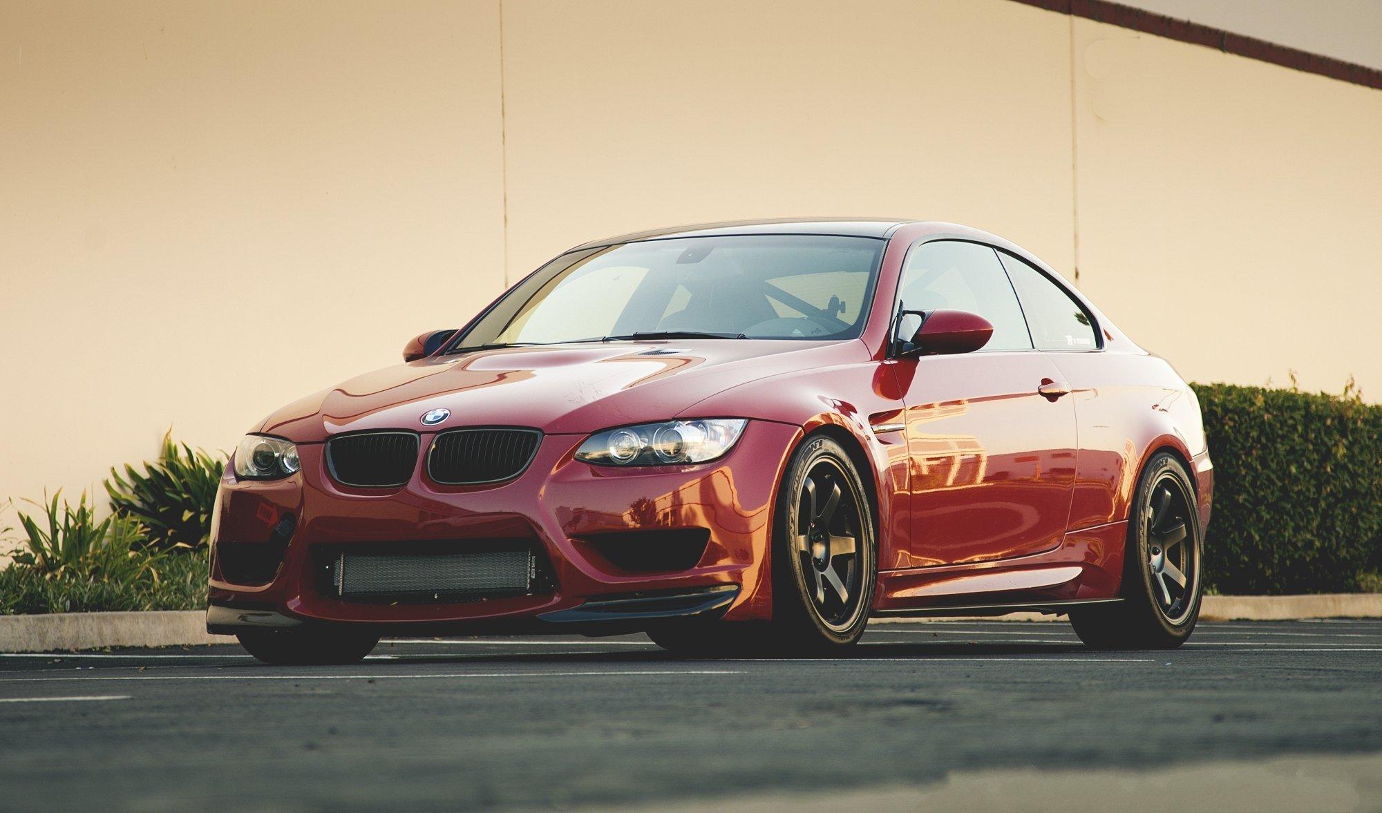 BMW M3 Желтое  № 844784  скачать