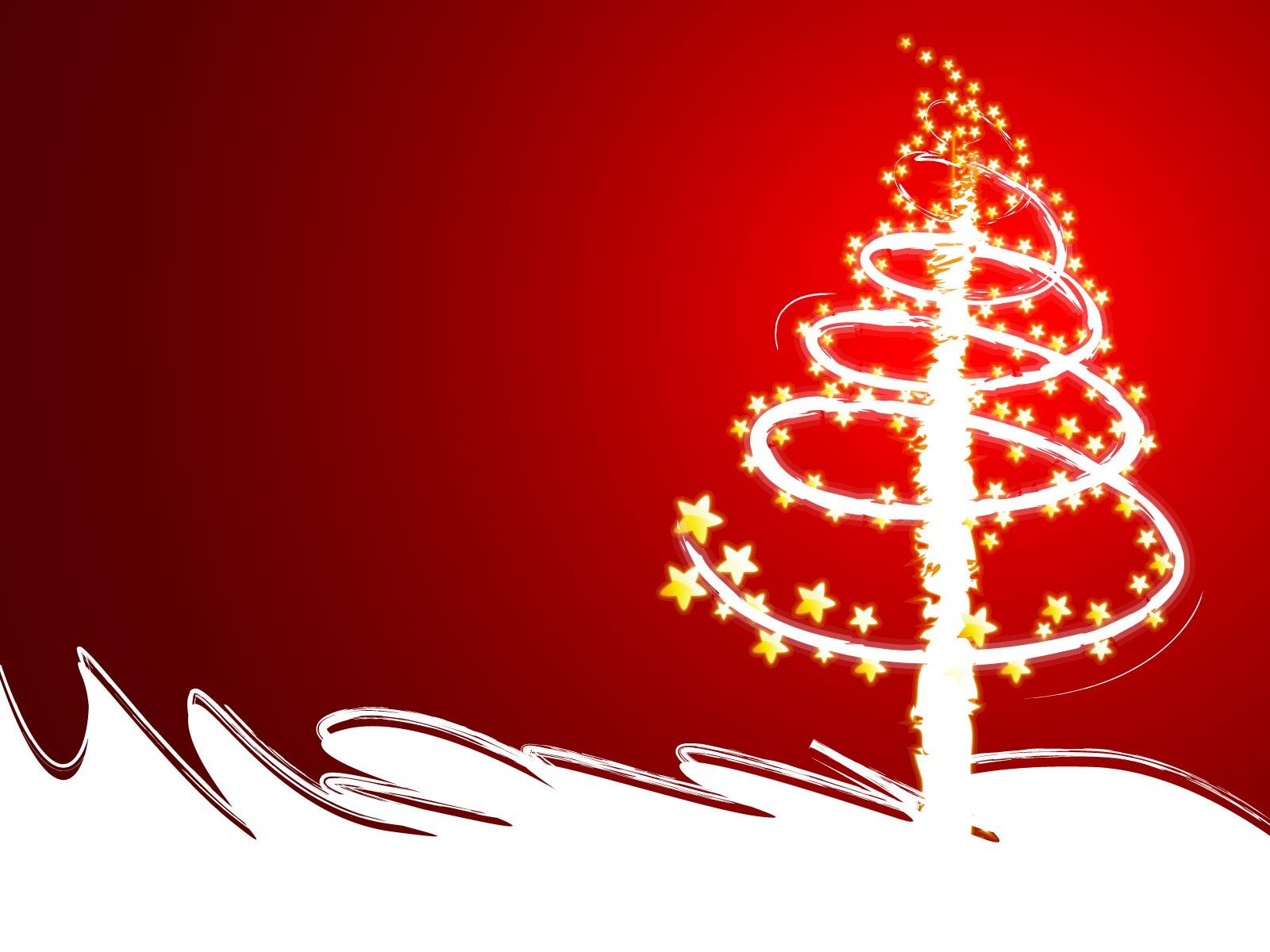 Самой красивой, открытки с елкой на новый год
