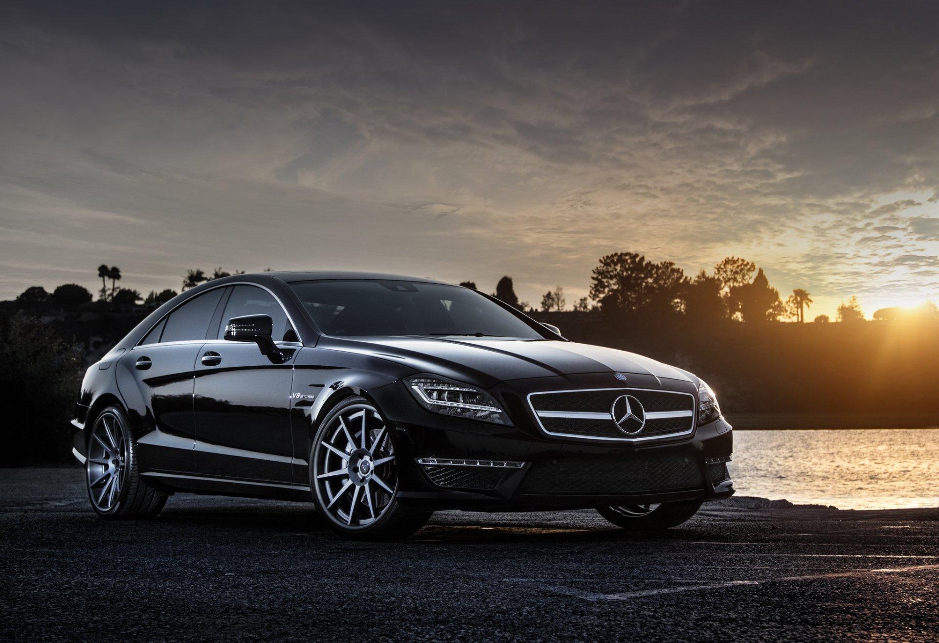 Mercedes black  № 1615392 без смс