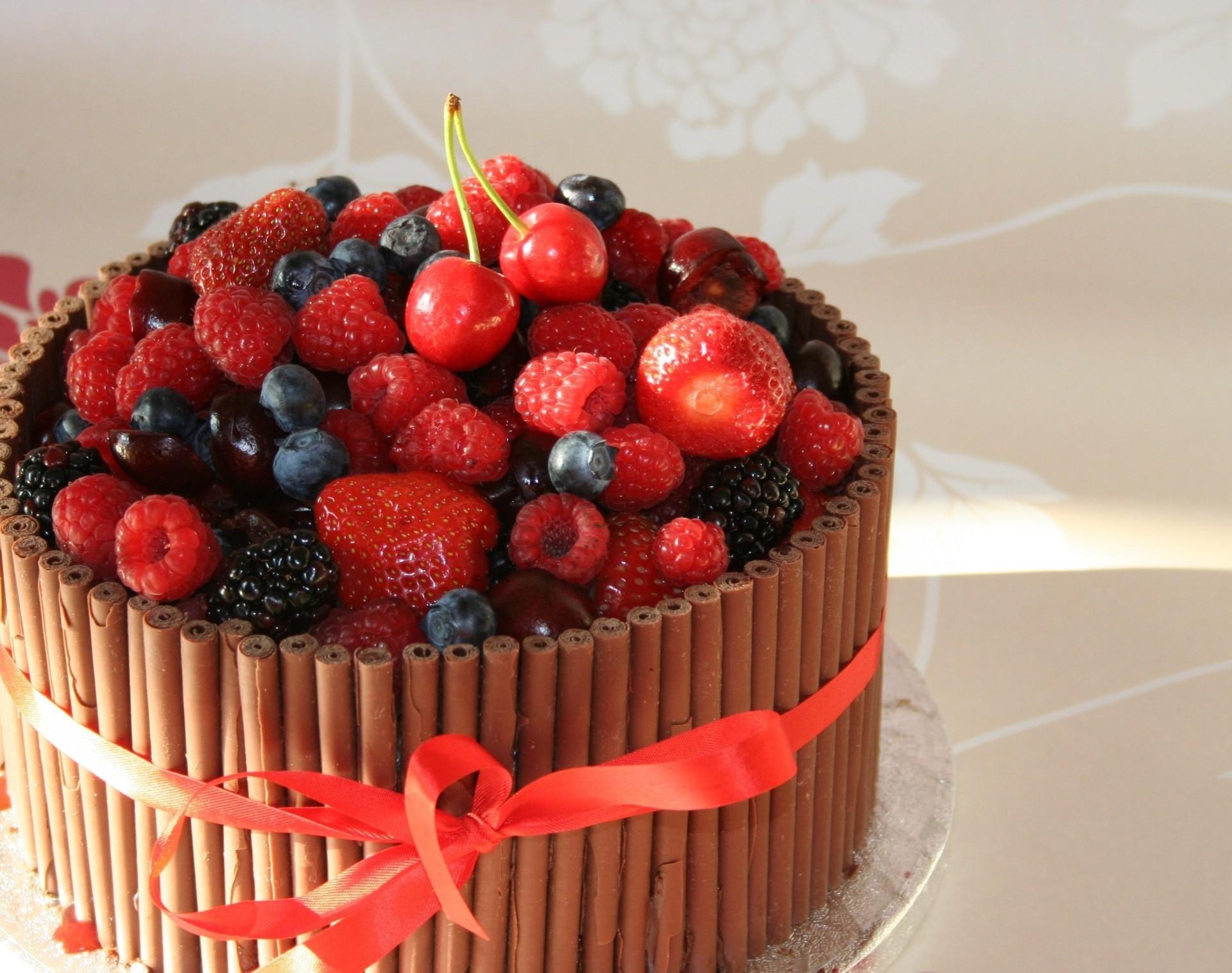 Красивые торты на день рождения картинки
