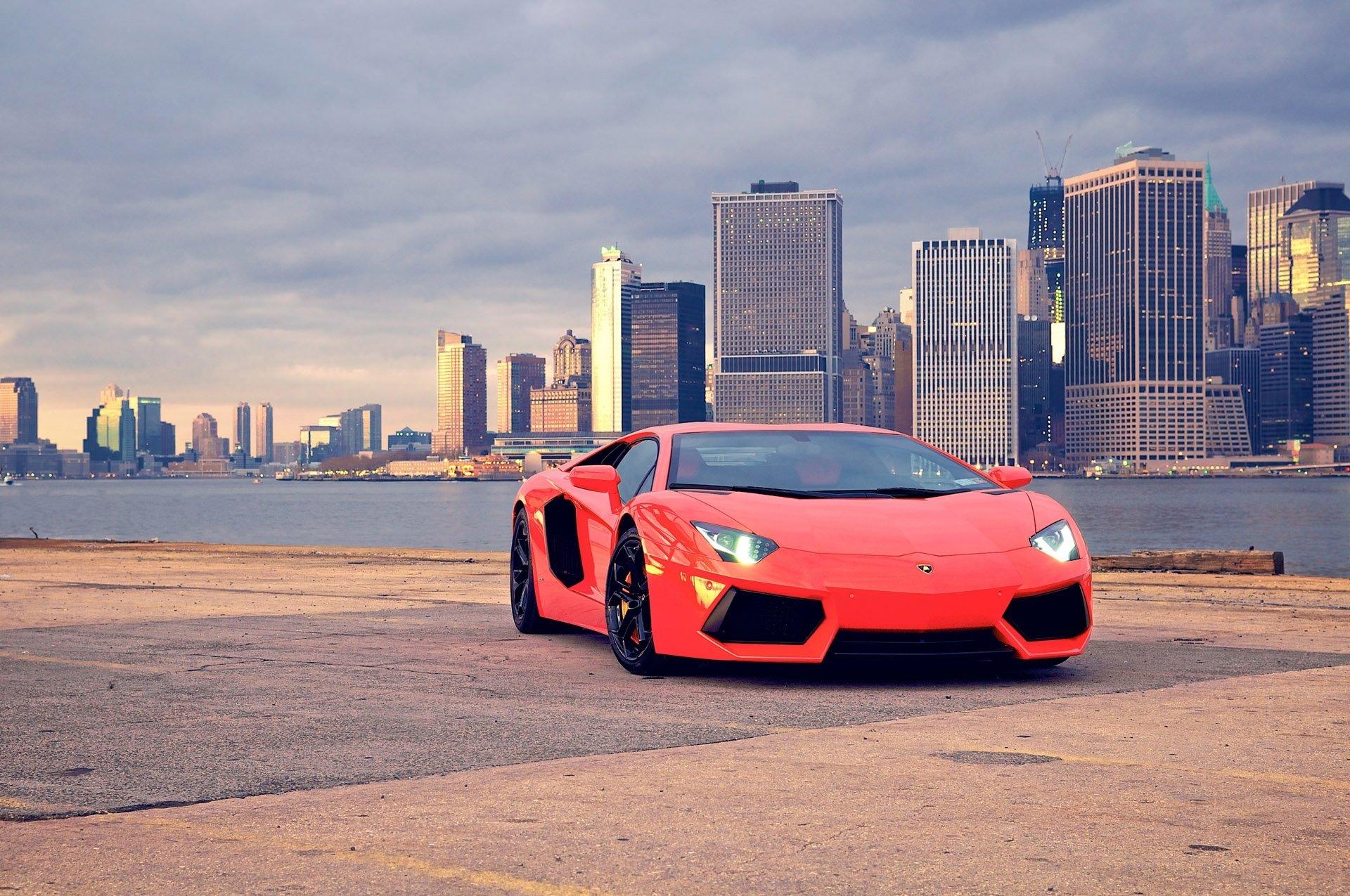 Обои Lamborghini. Автомобили foto 18