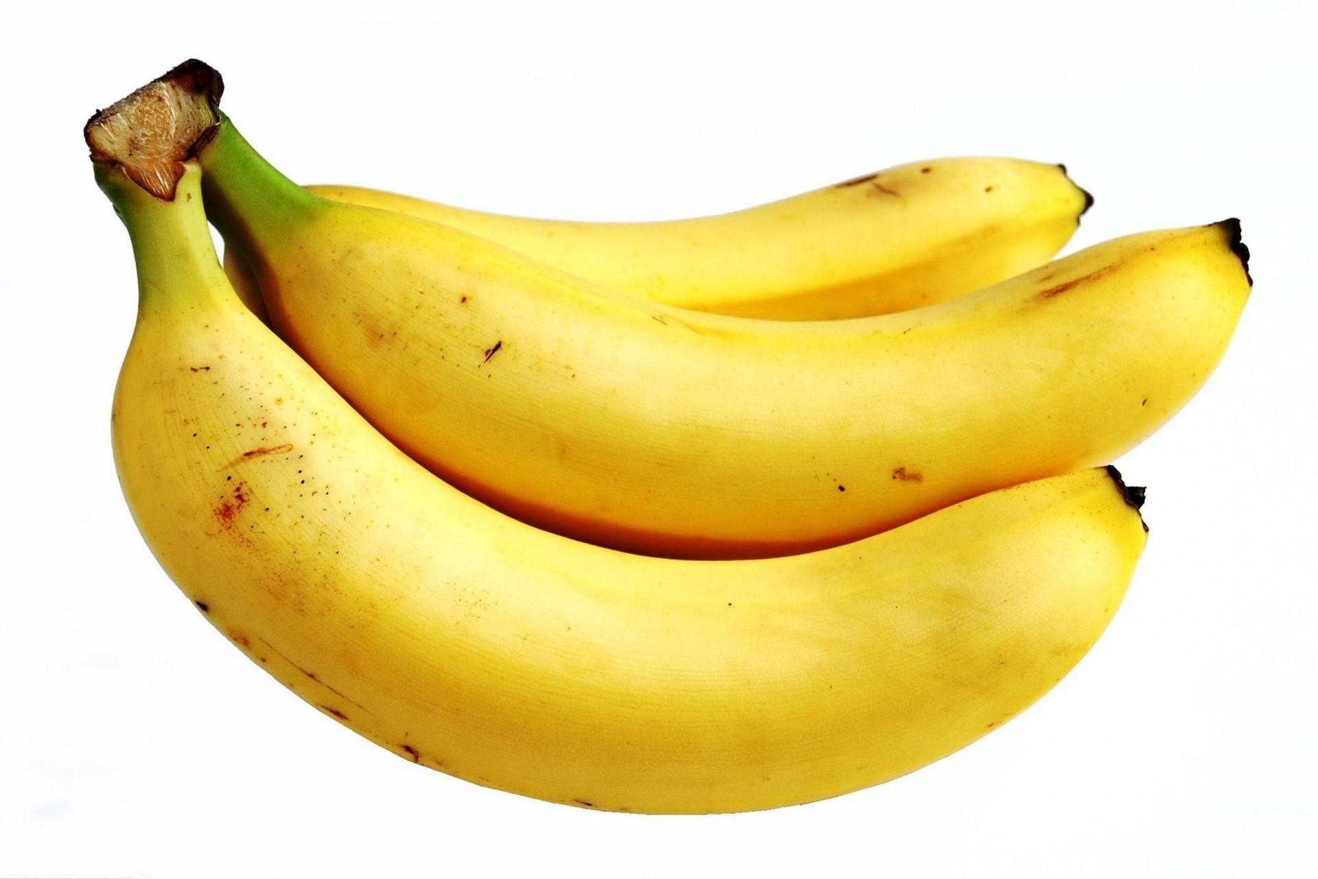 Картинка банан на белом фоне