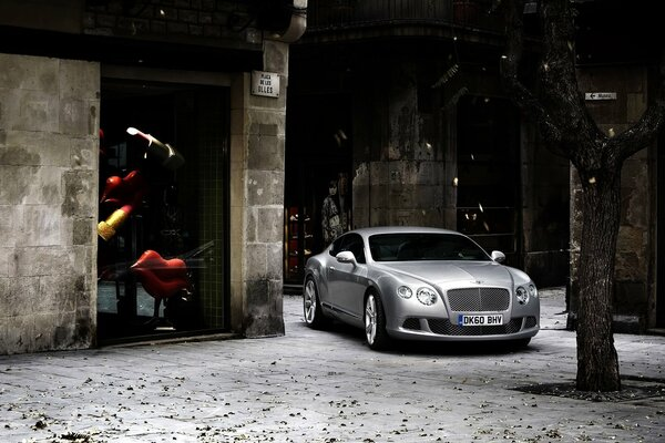 авто 2011 bentley continental gt