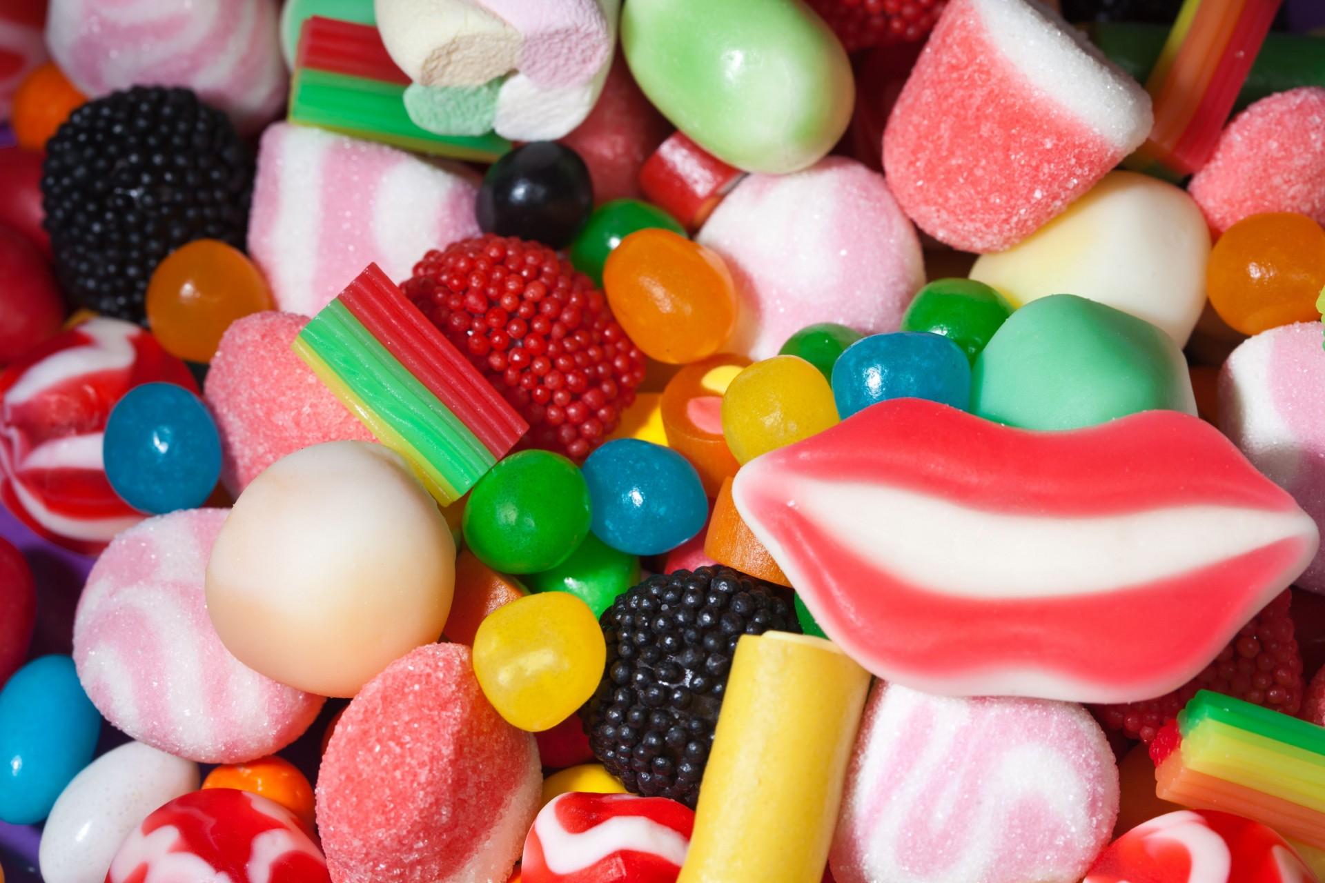 Прикольные картинки сладостей
