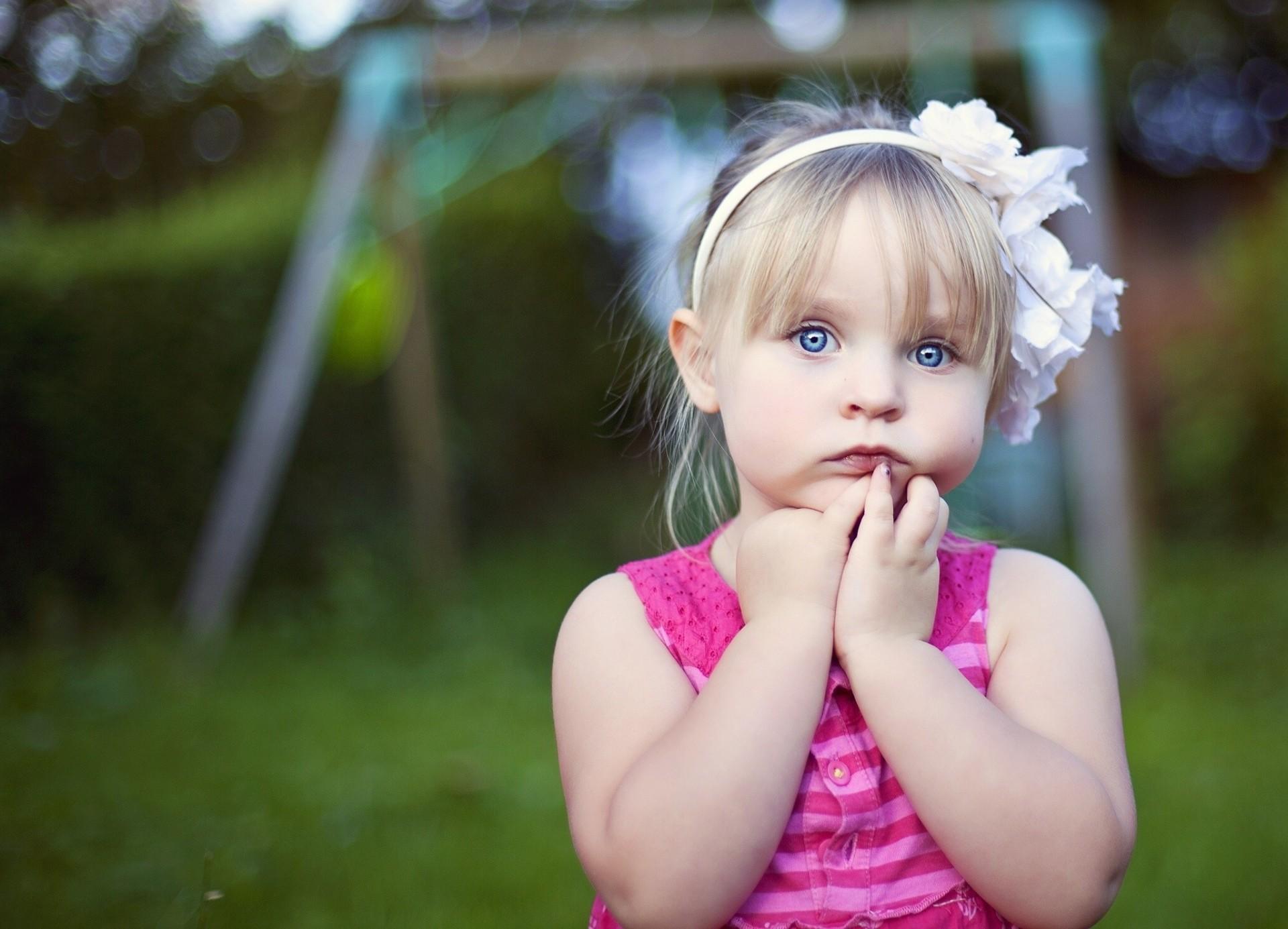 Красивые фото маленьких девочек