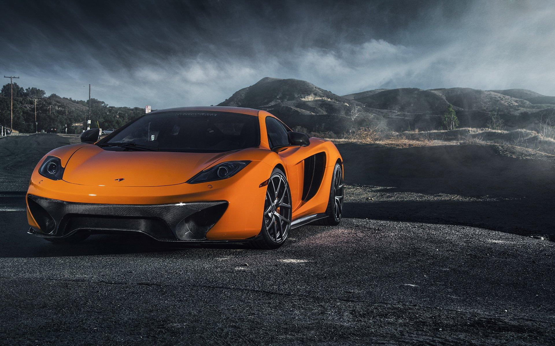 McLaren тюнинг  № 3101154 без смс
