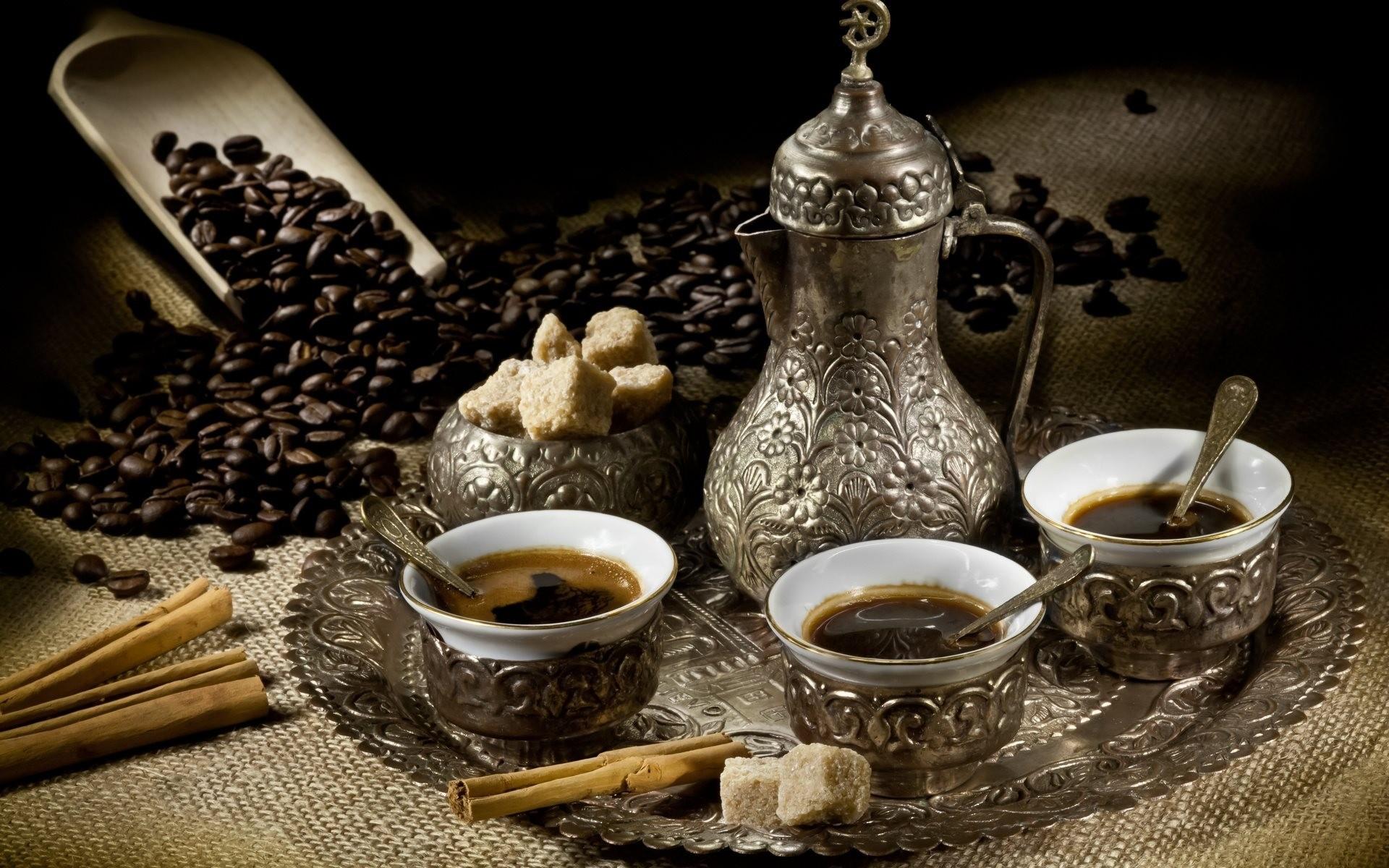 Удивительные факты о кофе.