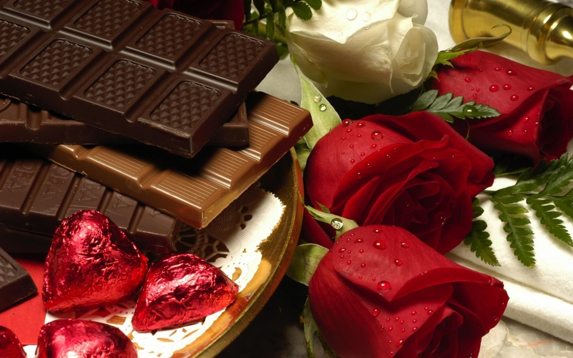 Поздравление с днем рождения чтобы все было в шоколаде