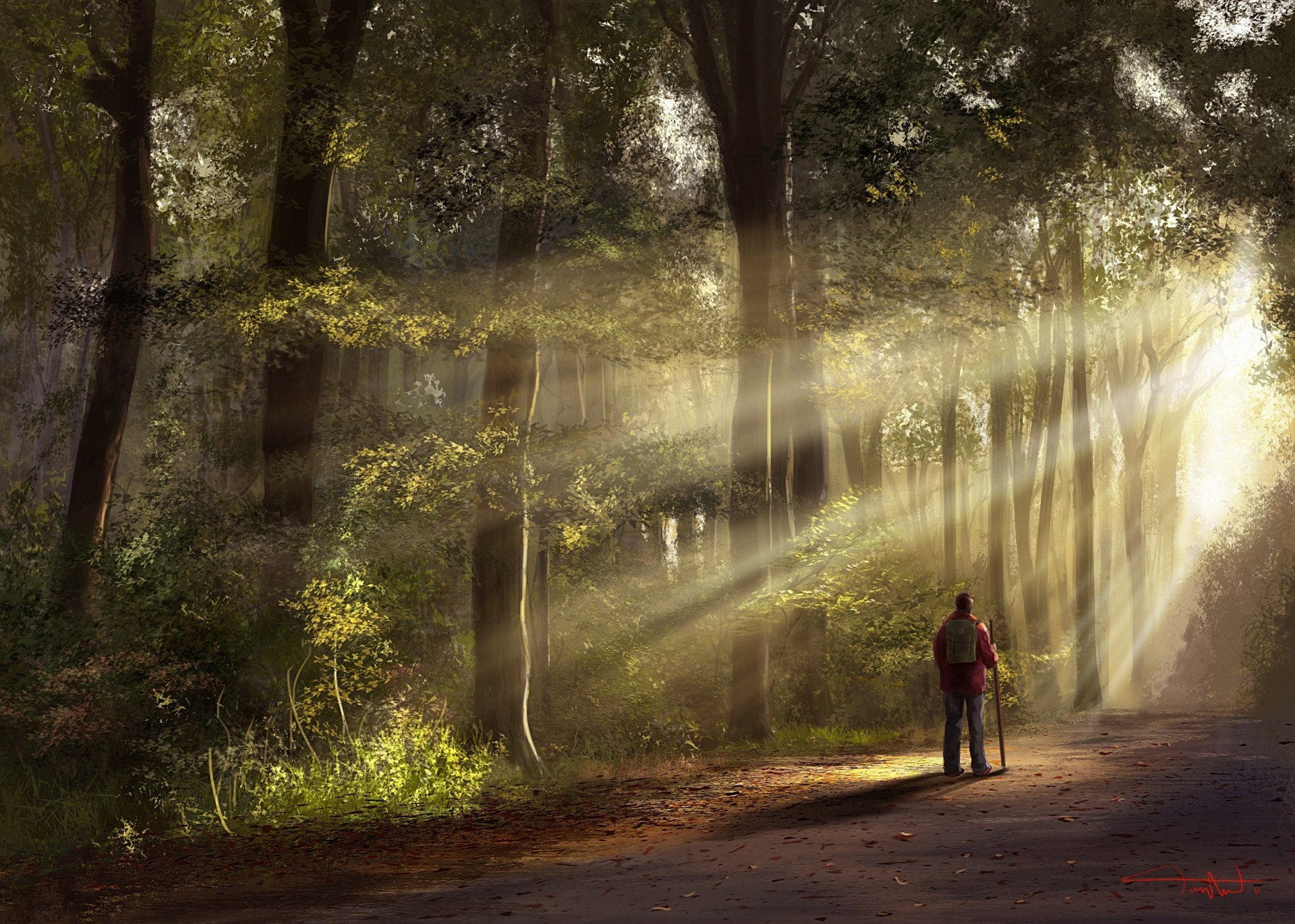 a research on the real nature of god Green is good for you psychologists' research explains the mental and physical restoration we get from nature--and has important implications for how we build our homes, work environments and cities.