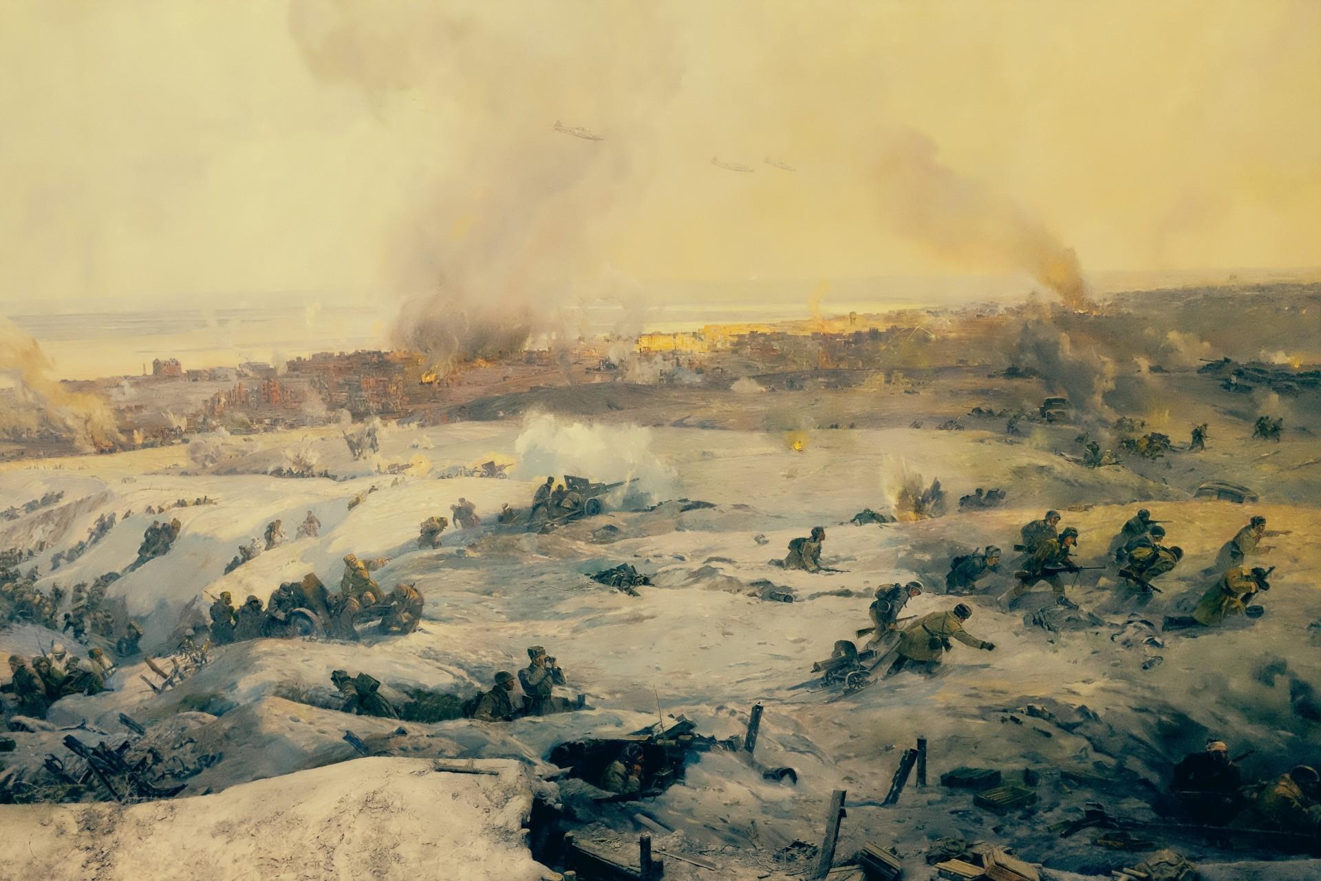 Картинки о сталинграде и сталинградской битве, днем россии
