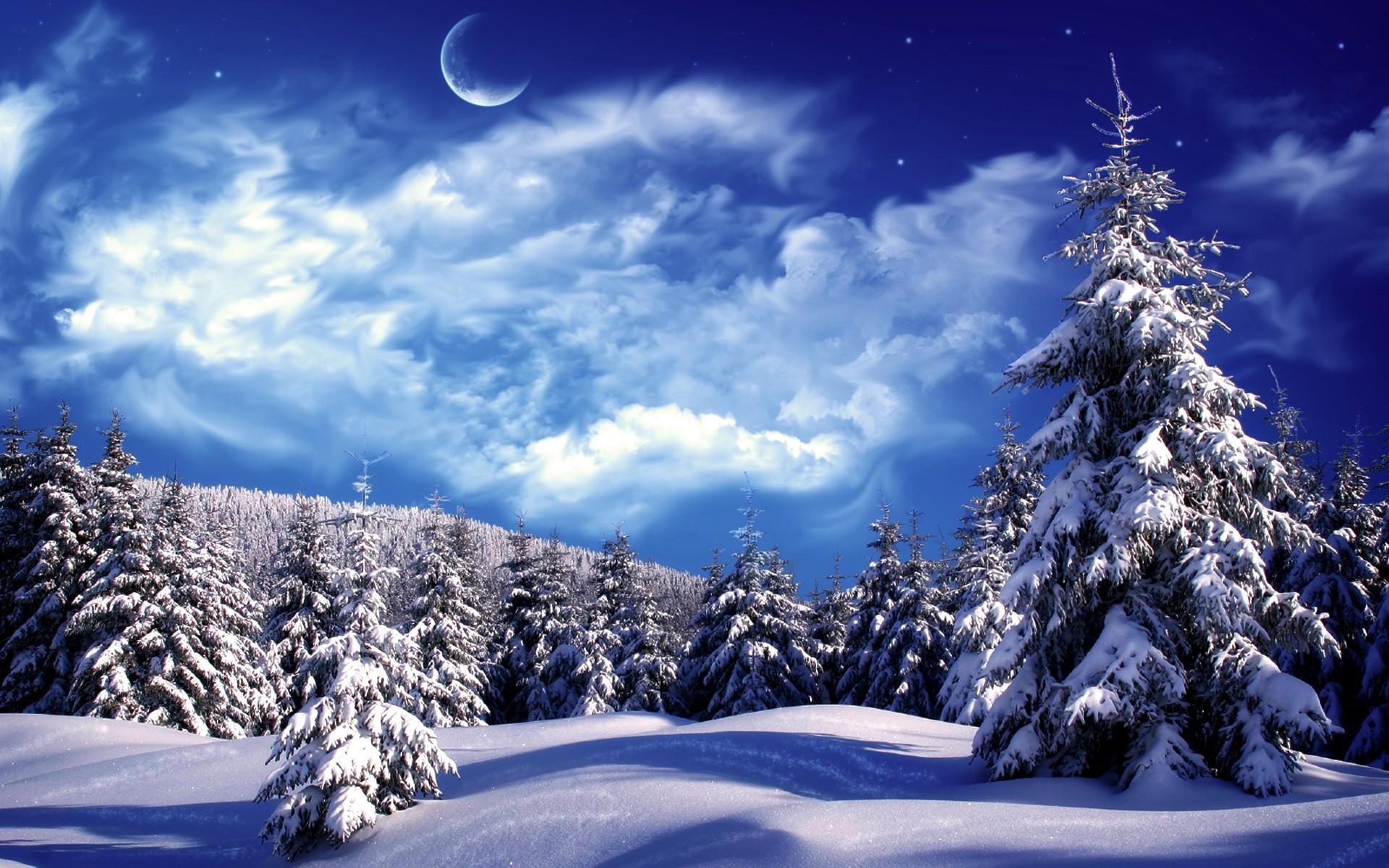 картинки зима для компьютера если чугунная труба