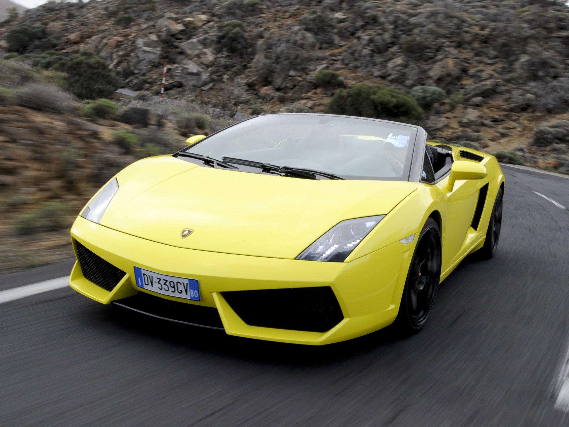 Обои зеленая, Lamborghini miura, здание, вид сбоку. Автомобили foto 12
