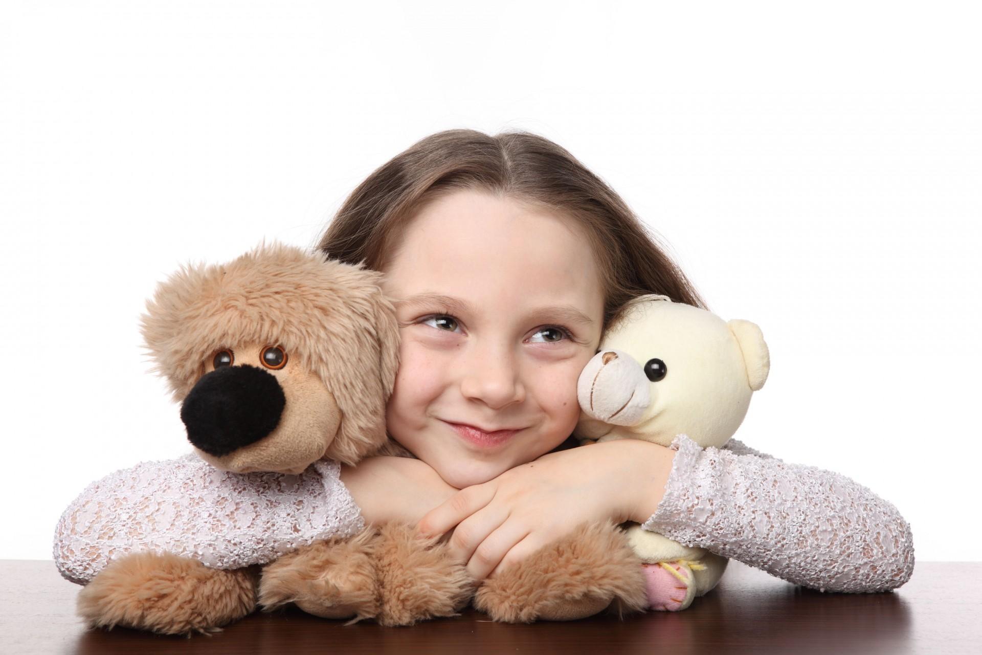 веселые девчонки и их игрушки - 12