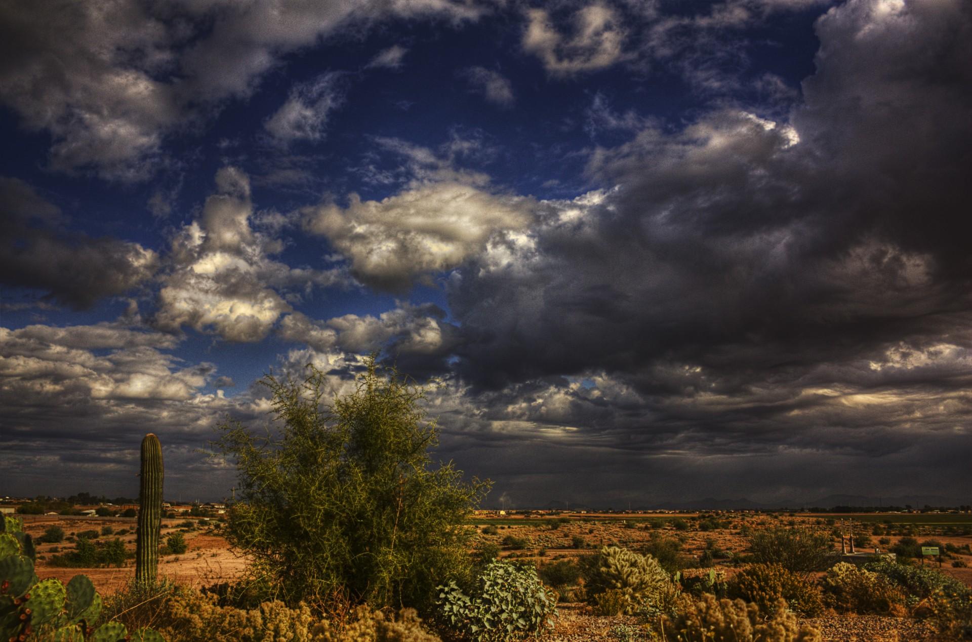 безоблачное небо над пустыней загрузить