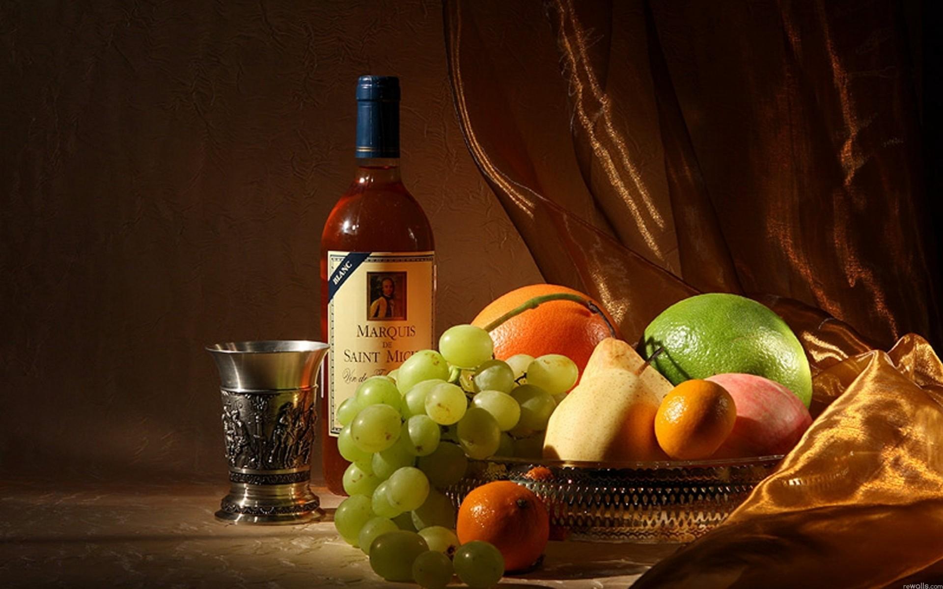 алкоголь и фрукты картинки сделал время