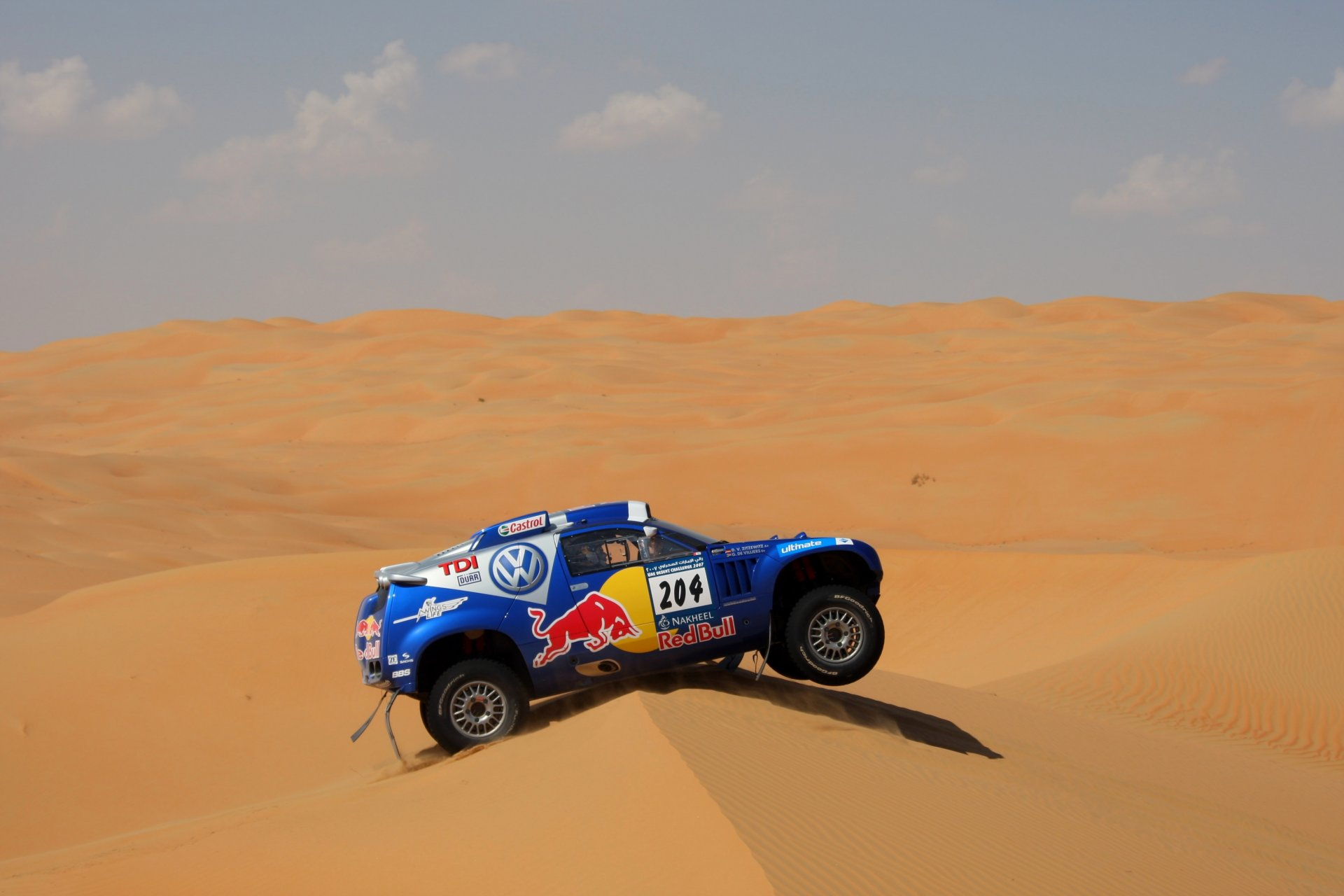 Chevrolet в пустыне бесплатно