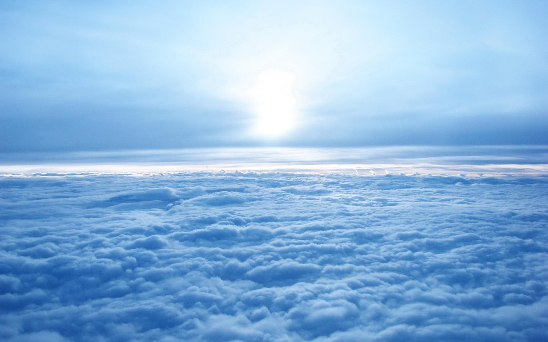 Fondos para fotos de nubes 8