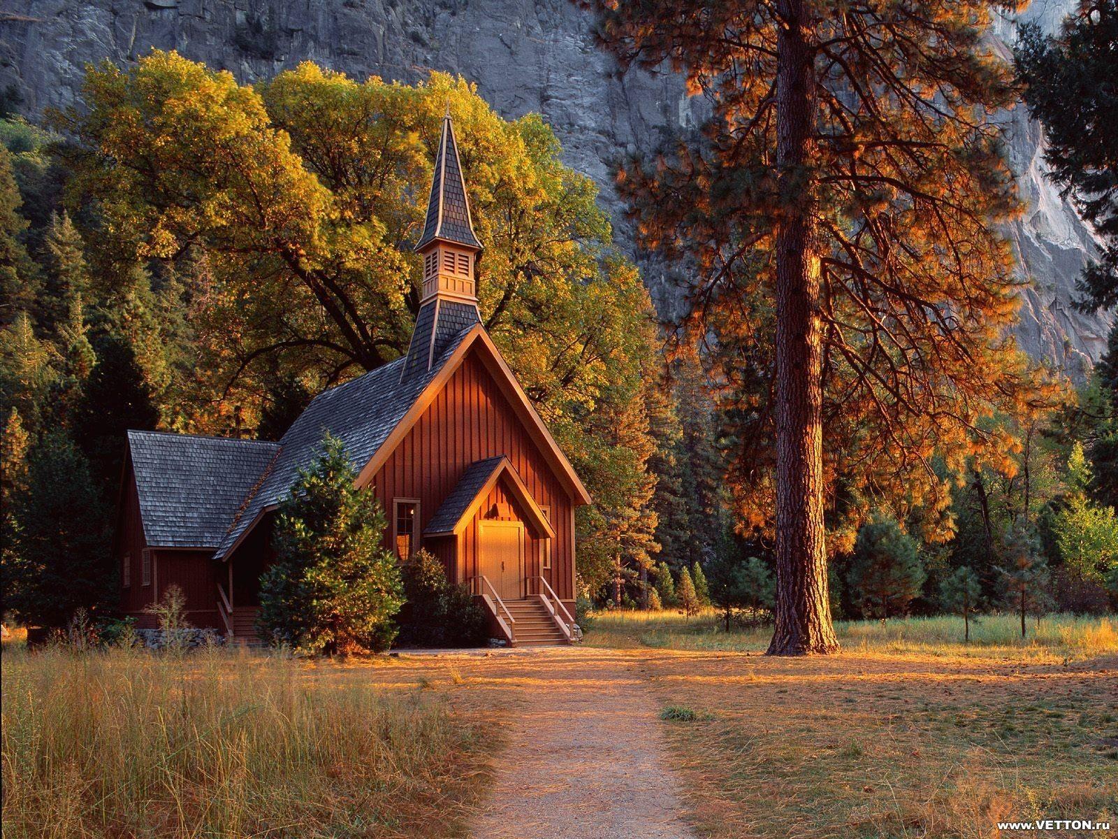 горы сарай осень mountains the barn autumn  № 387038  скачать