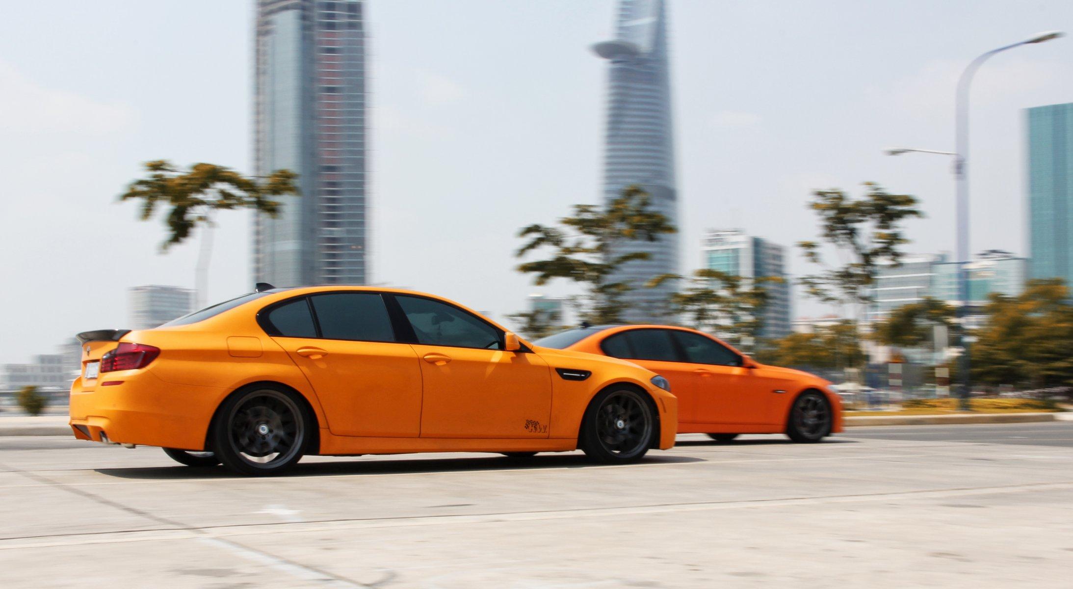 BMW перед оранжевая  № 843839 бесплатно