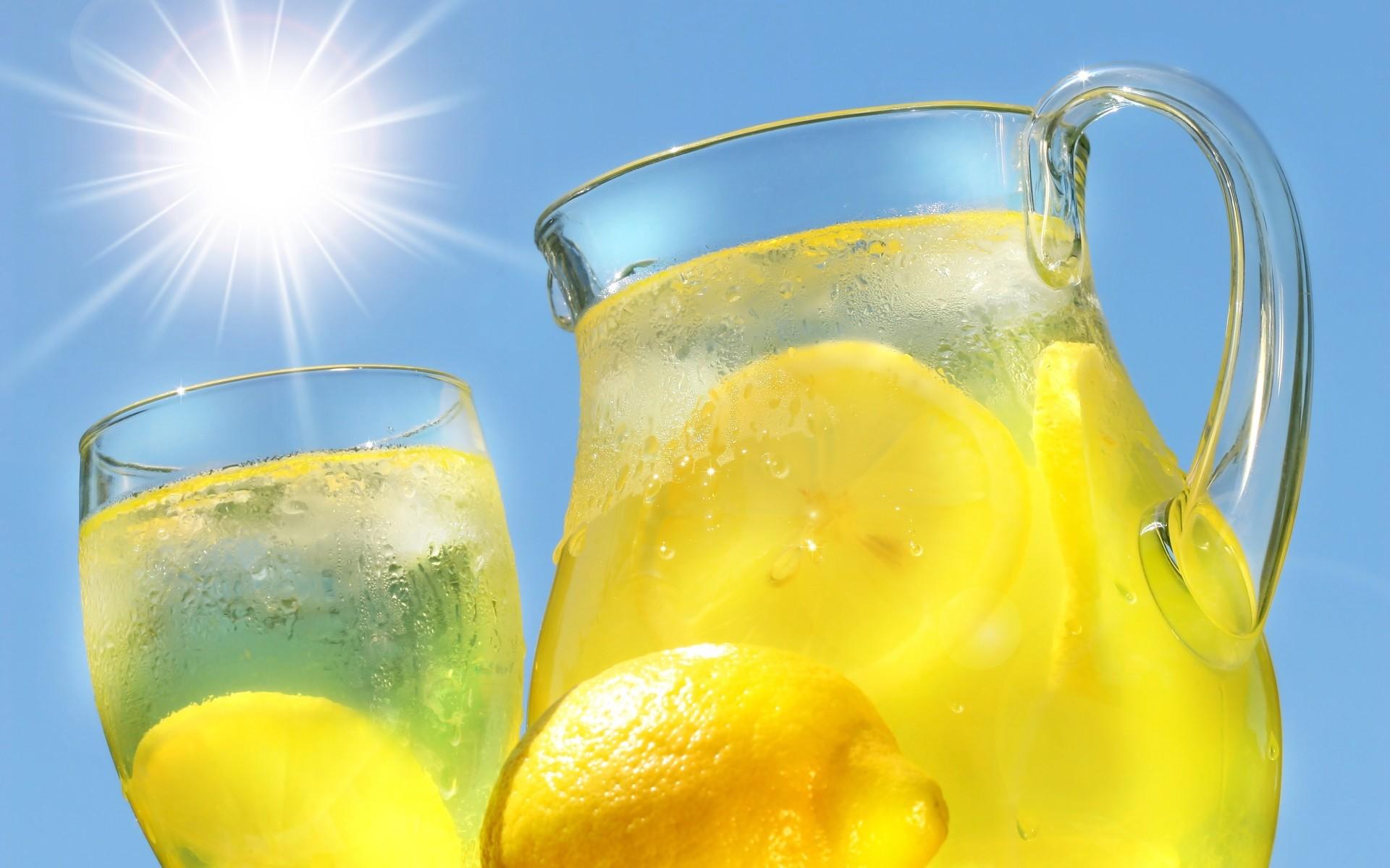 Лимонный коктэйль скачать