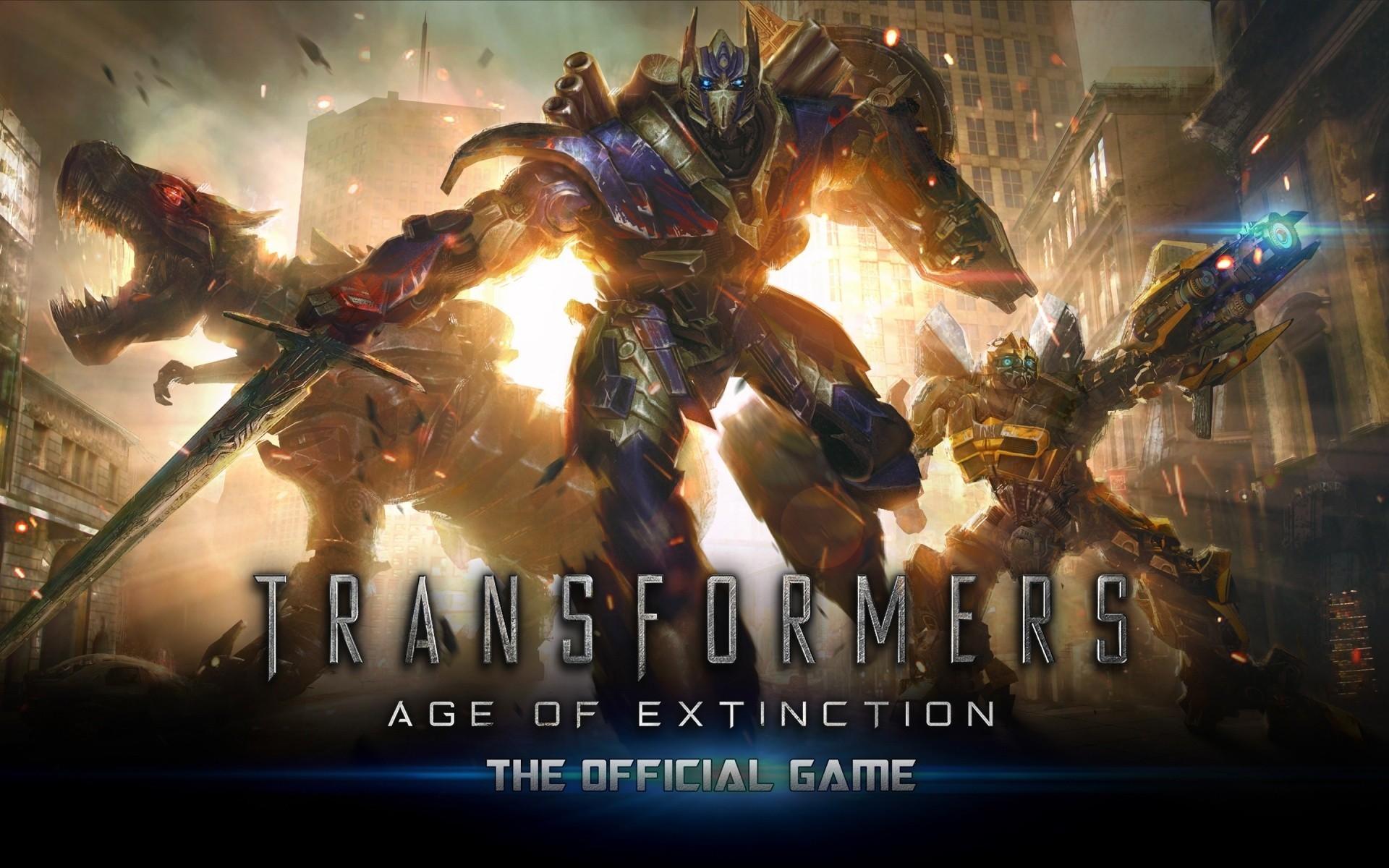 Free transformers movie online games
