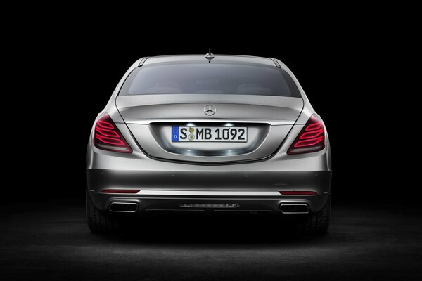 mercedes s- класс w222 mercedes-benz мерседес s