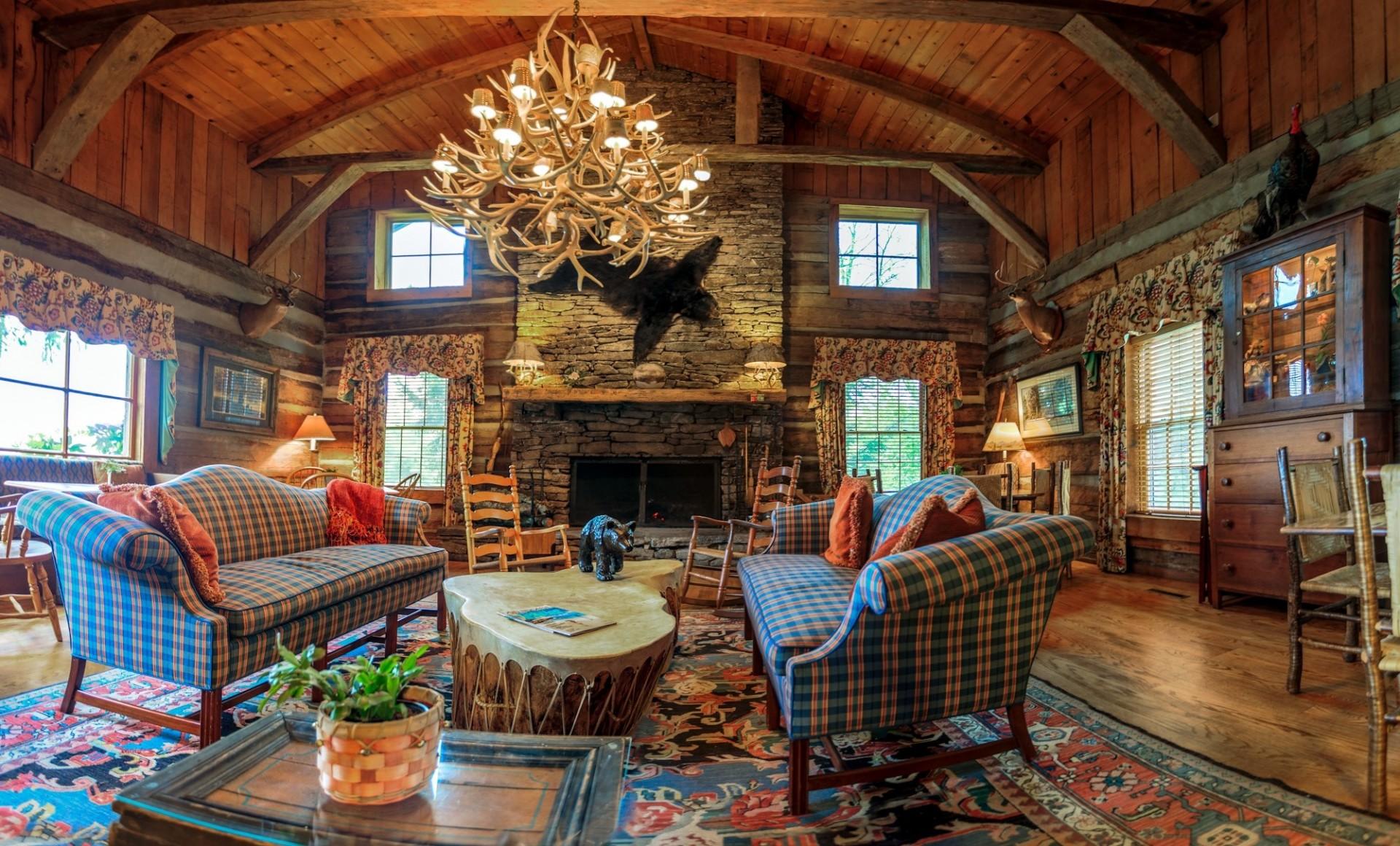 фото интерьером гостеприимный дом картинка коричневых