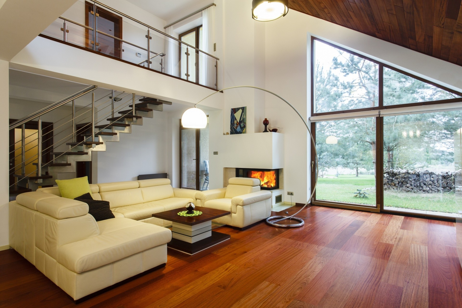 Красивый дизайн квартир домов