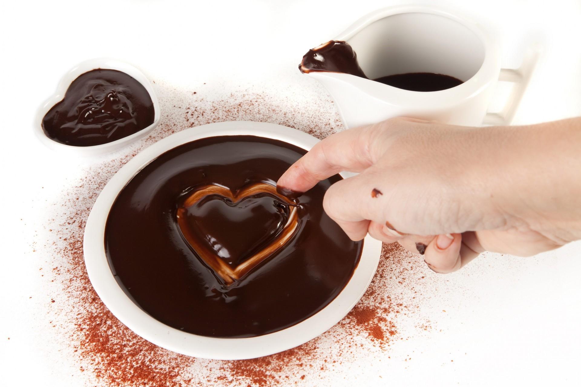 Напиток из шоколада своими руками