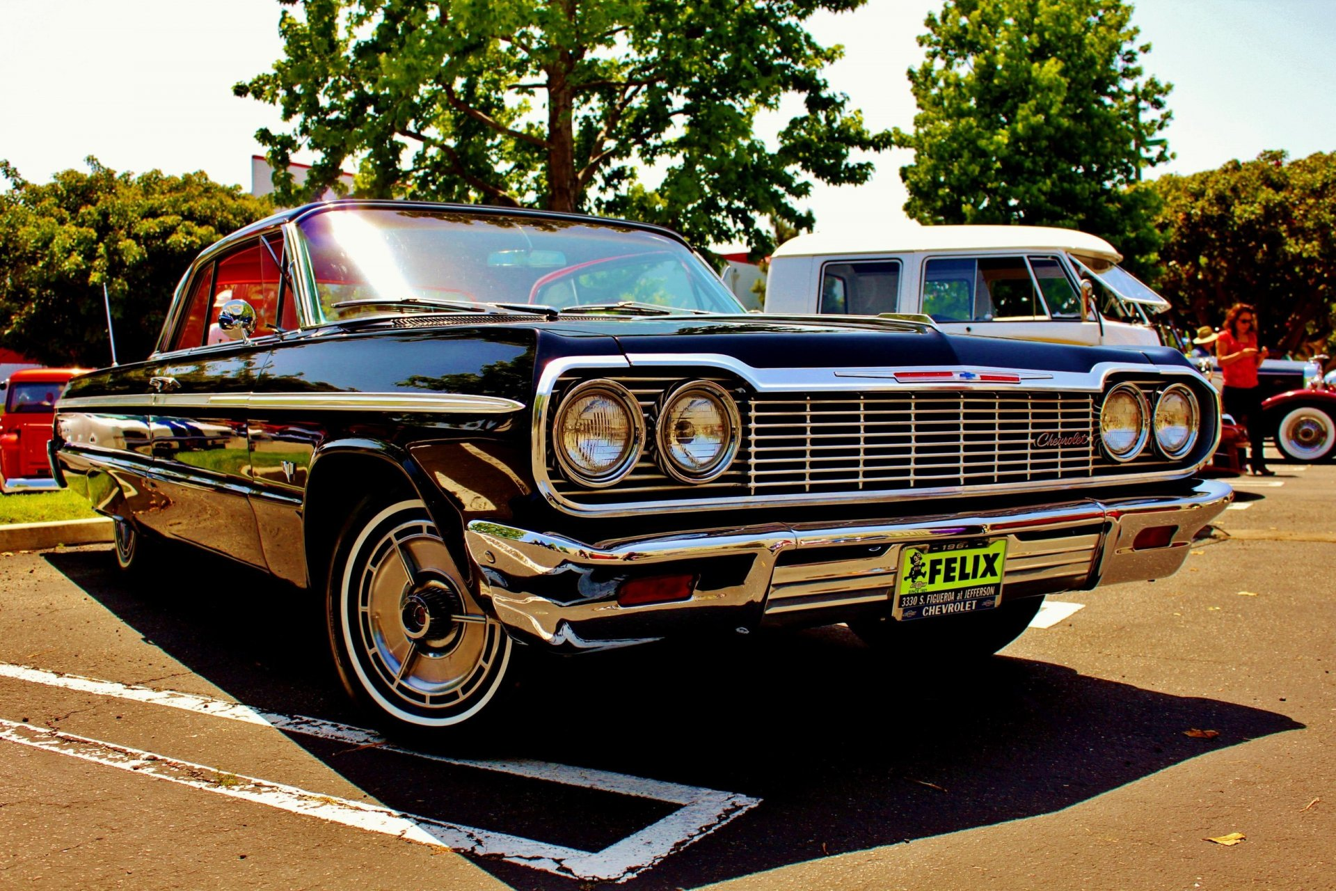 an analysis of the changes in the chevrolet impala
