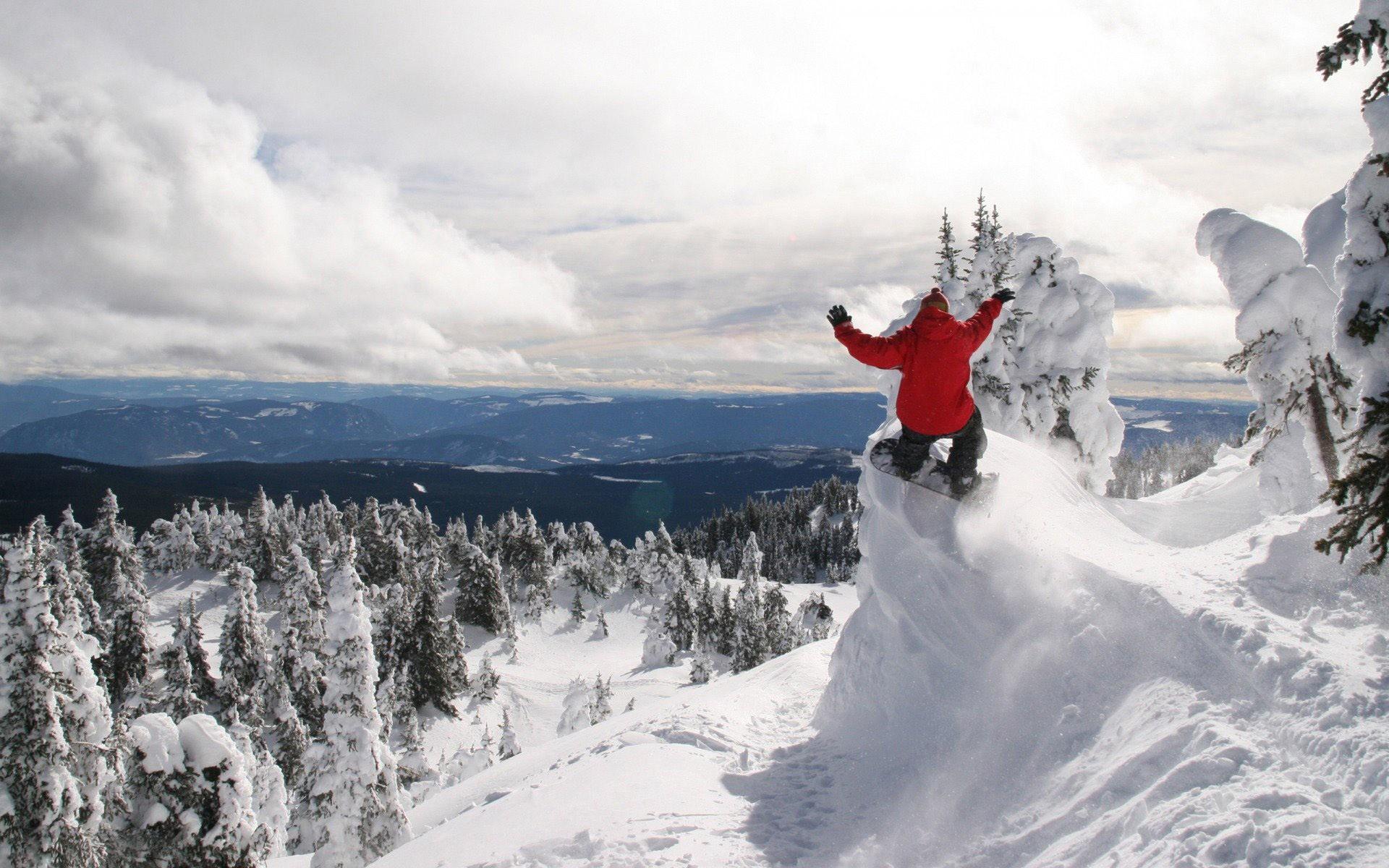 Сноубордисты бесплатно