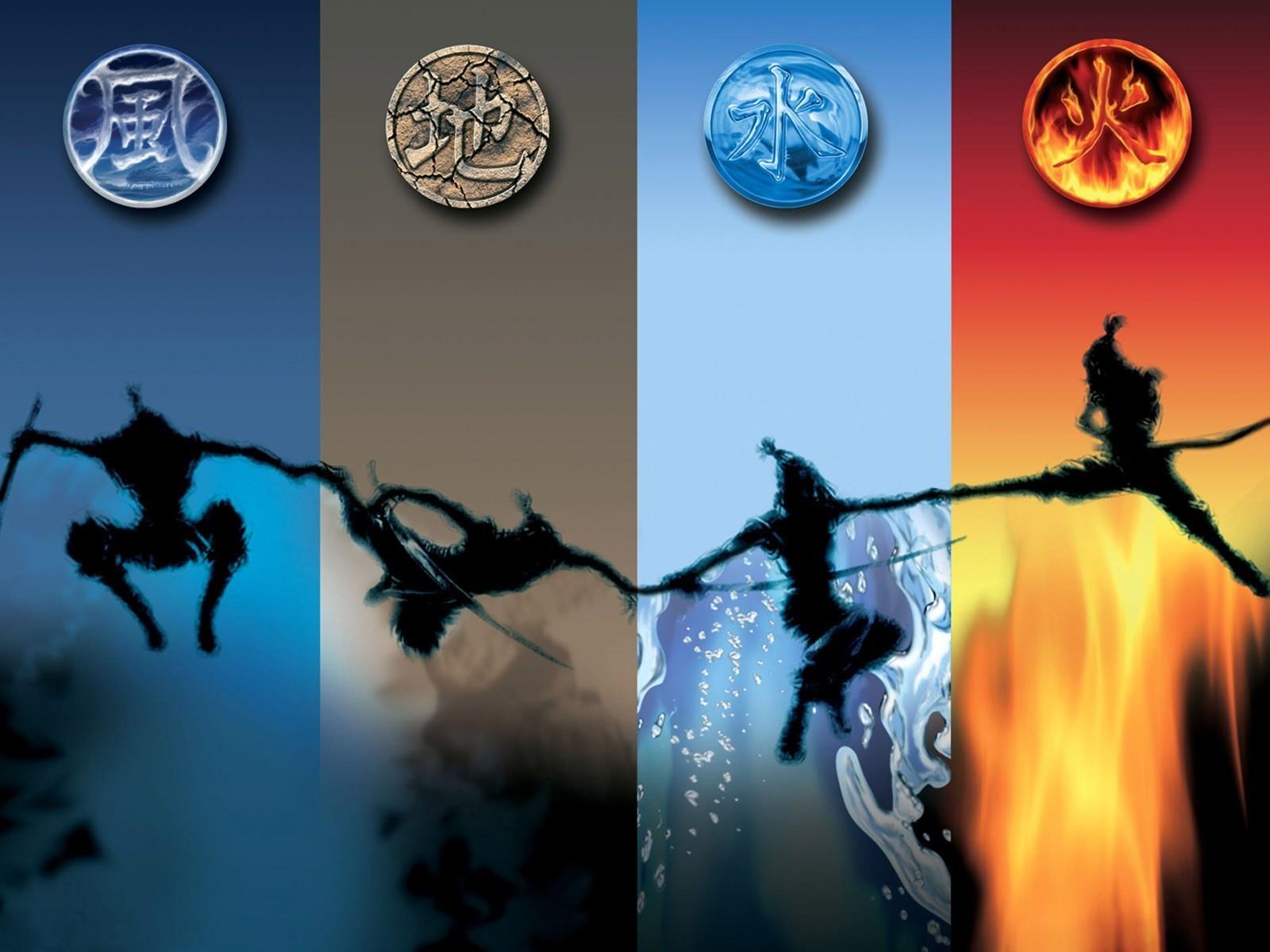 картинки символов воды огня и воздуха любом случае