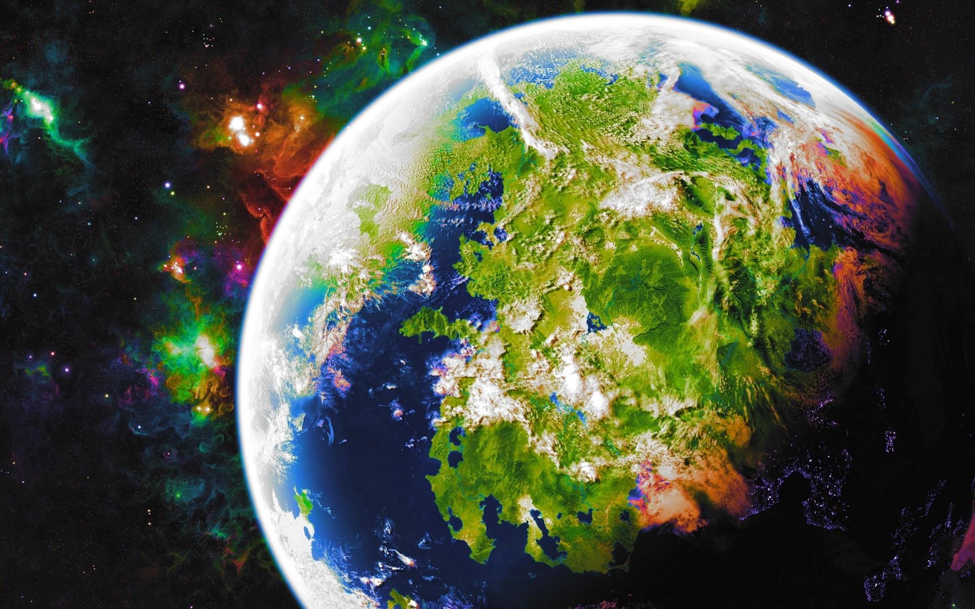 земной шар фото из космоса регулярно используют