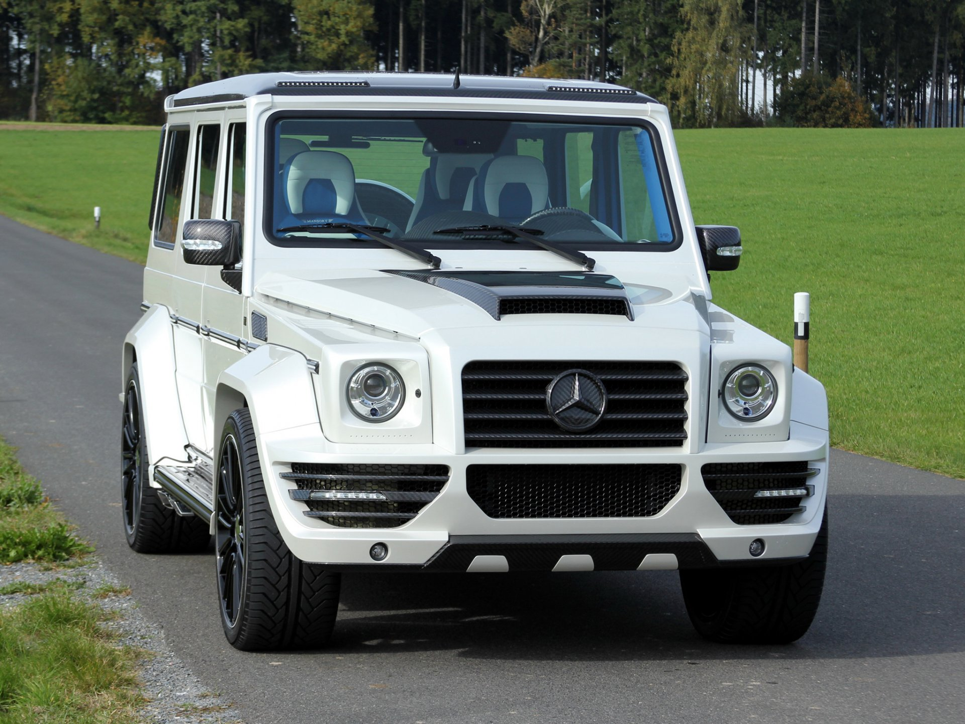 mansory mercedes g- couture гелендваген
