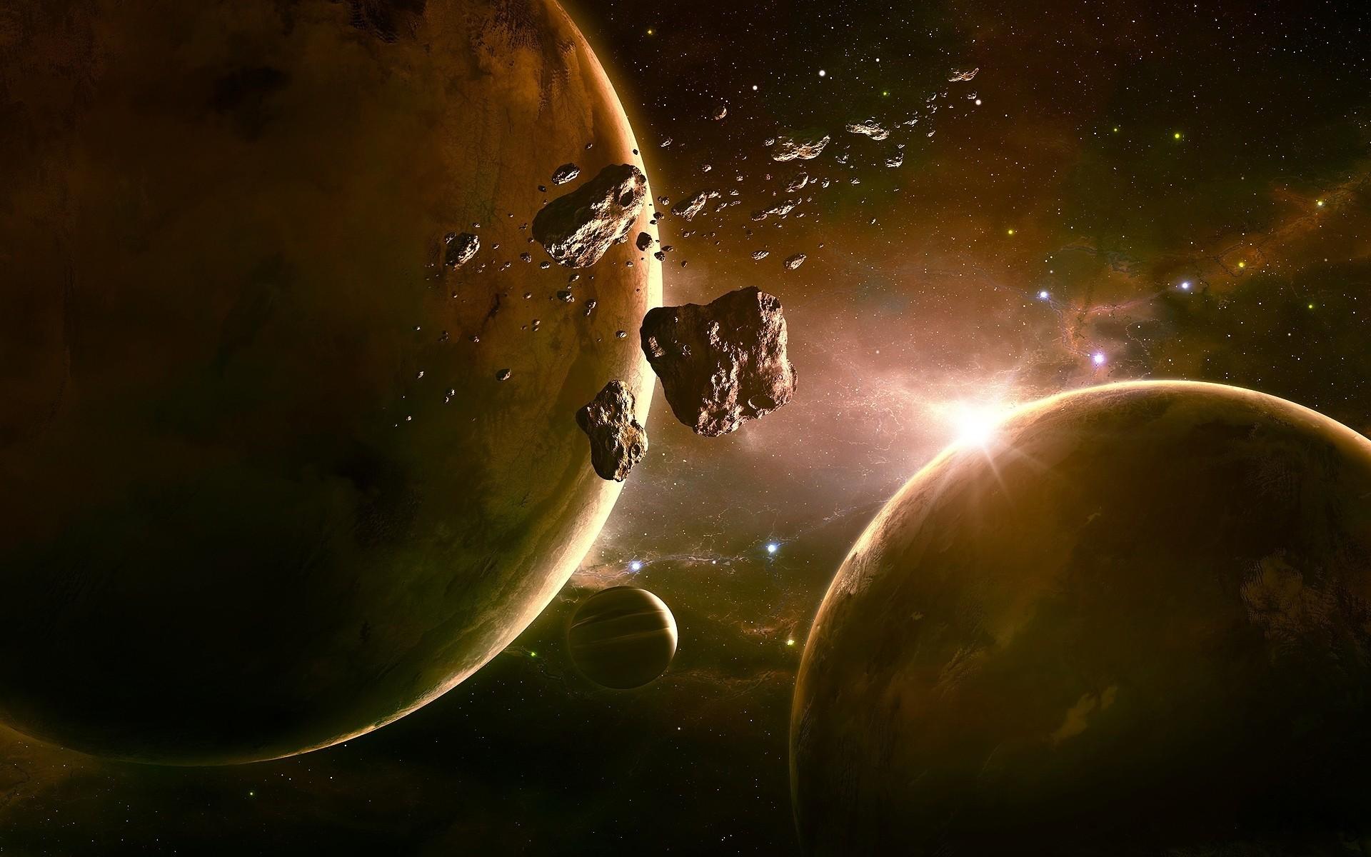 Обои космос планетыпр картинки на рабочий стол на тему Космос - скачать загрузить