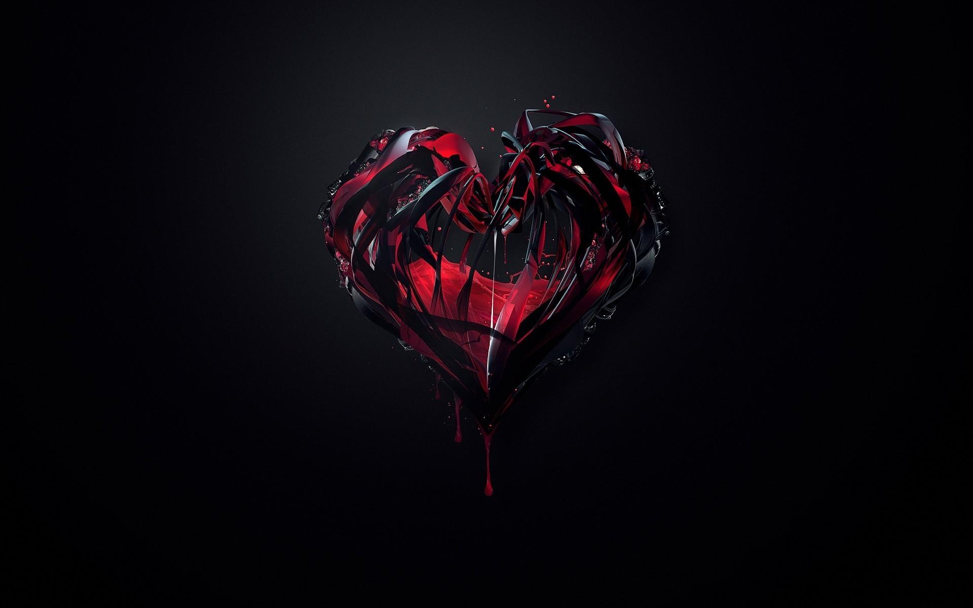 разбитое сердце картинки черно белые обои этим
