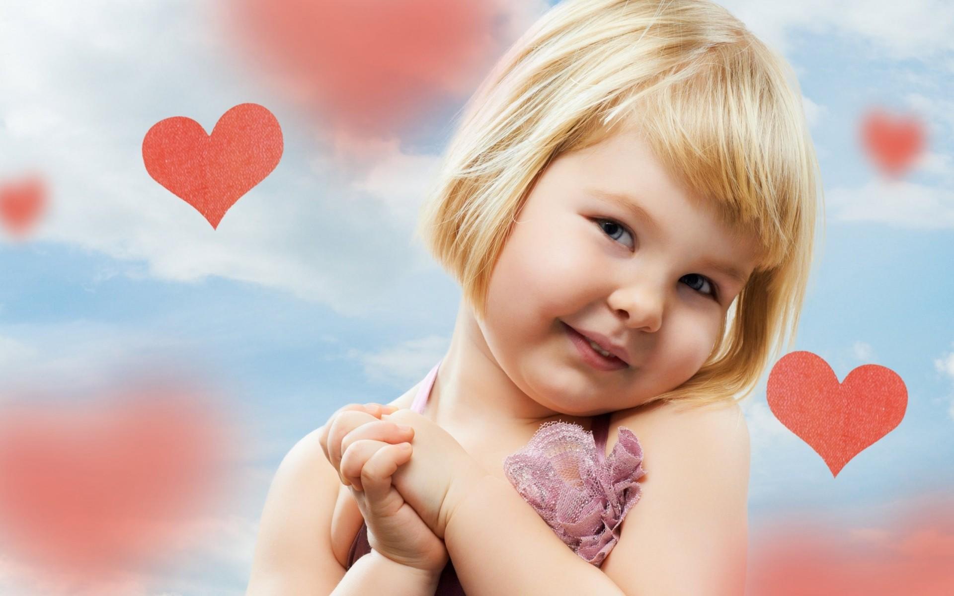 для детей картинки сердечки
