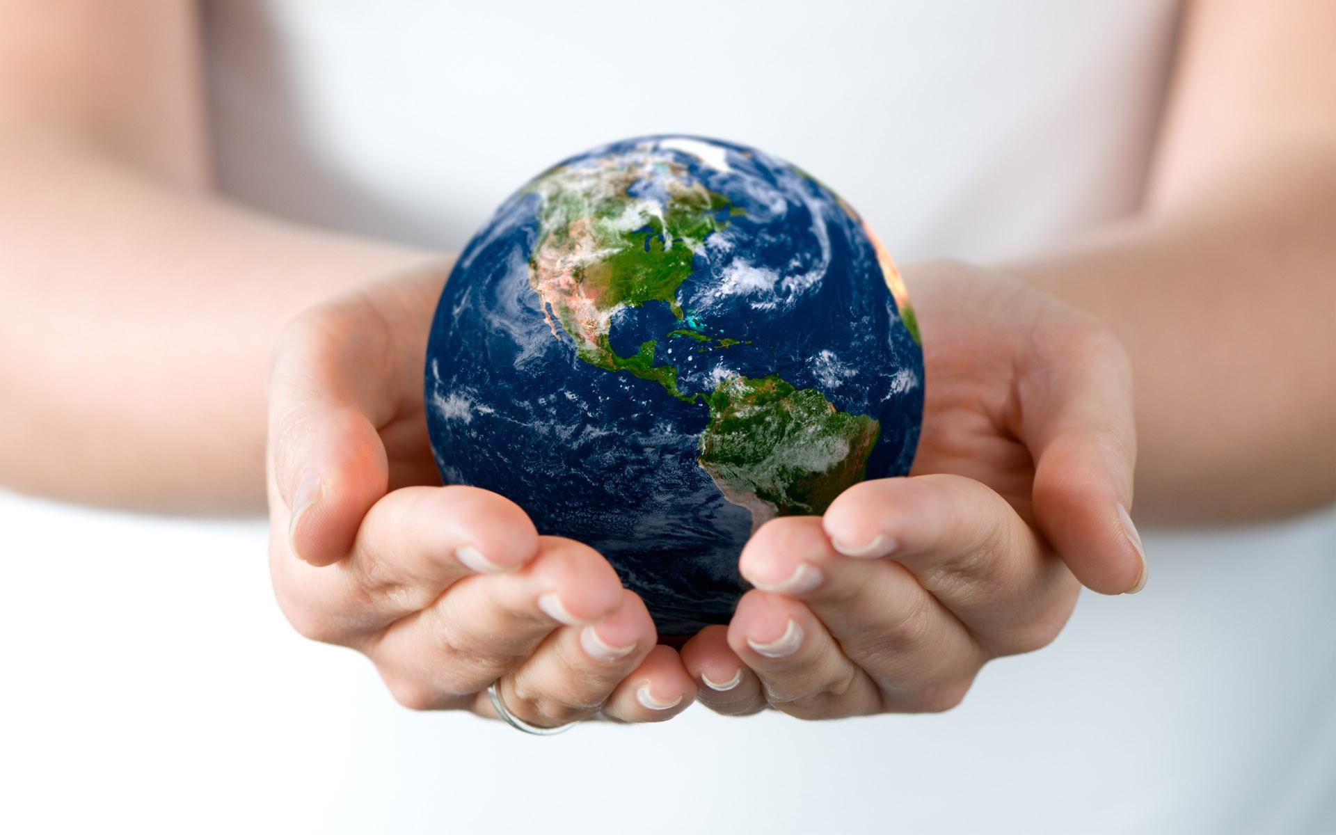 Экология картинки своими руками