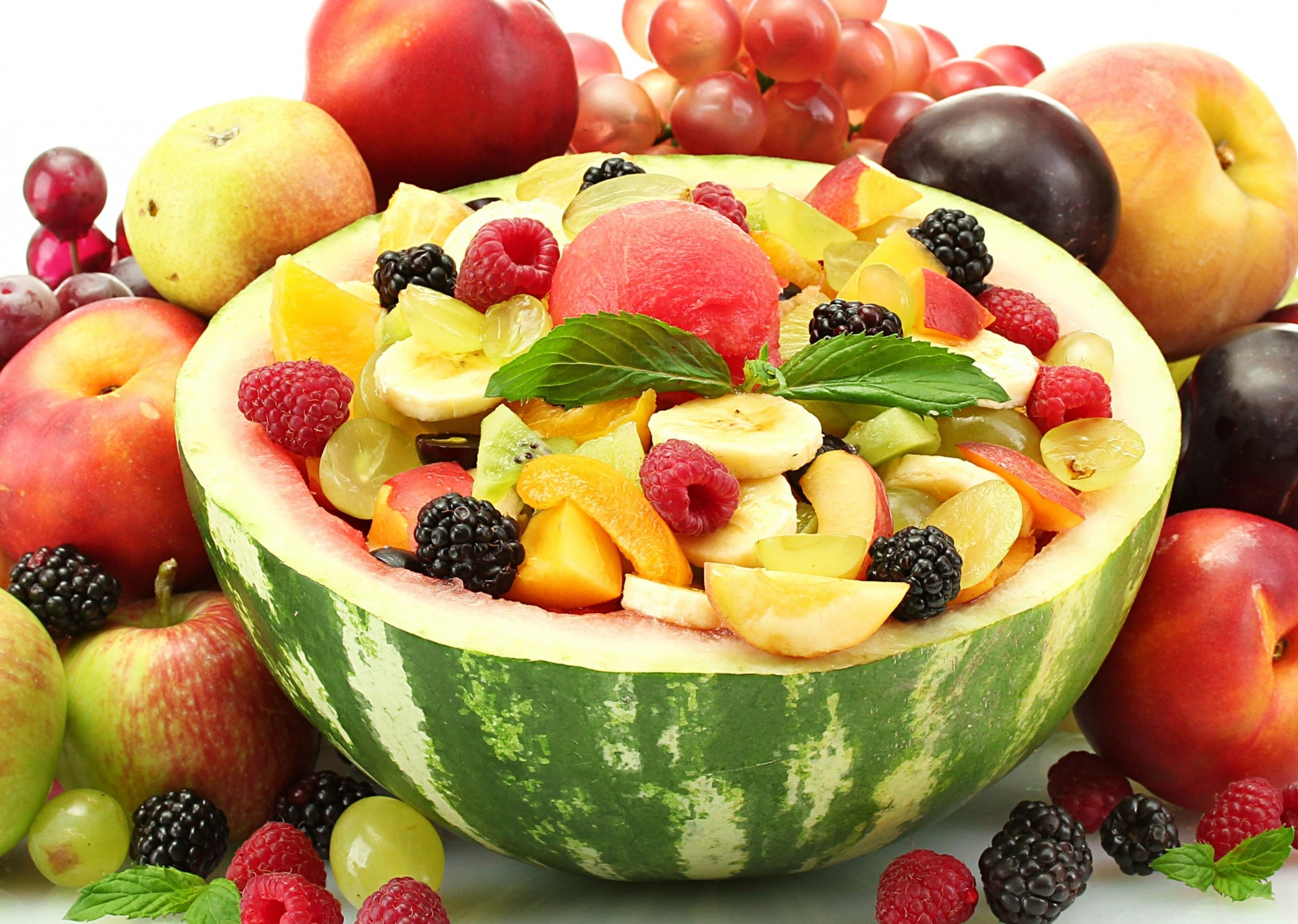 Картинки с сочными фруктам
