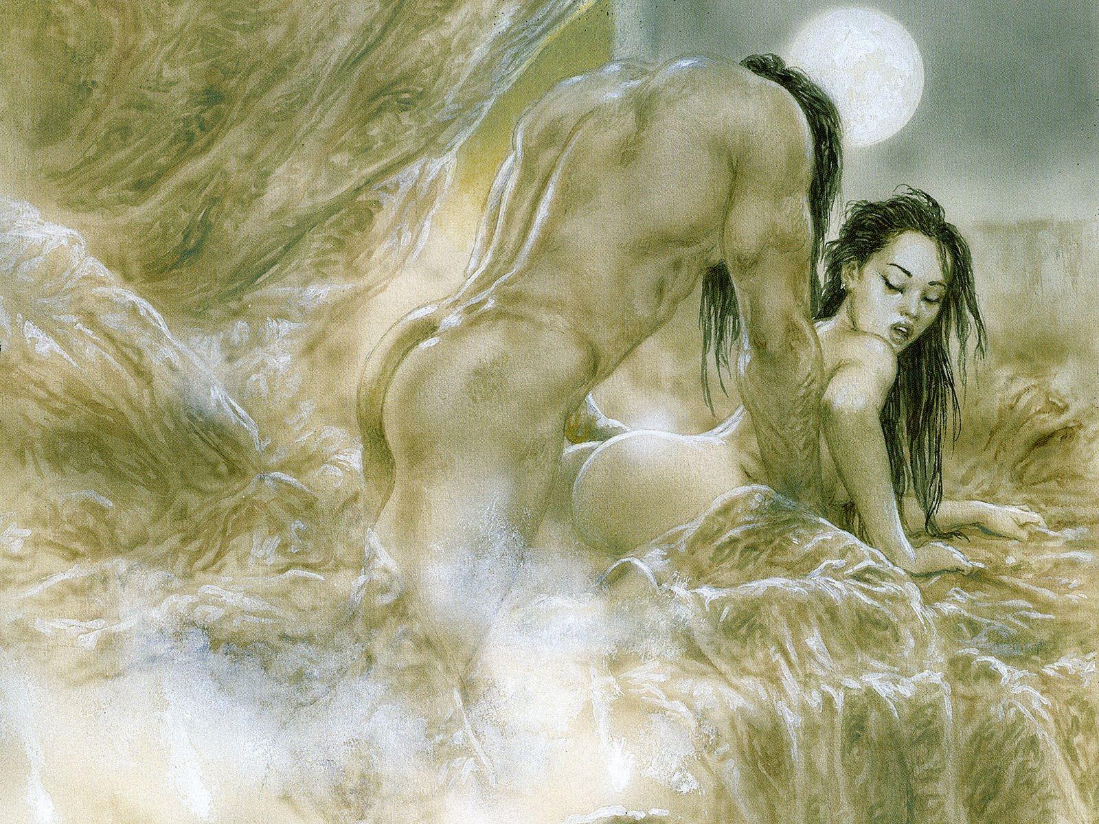 Эротические картины мужчины и женщины осмотр
