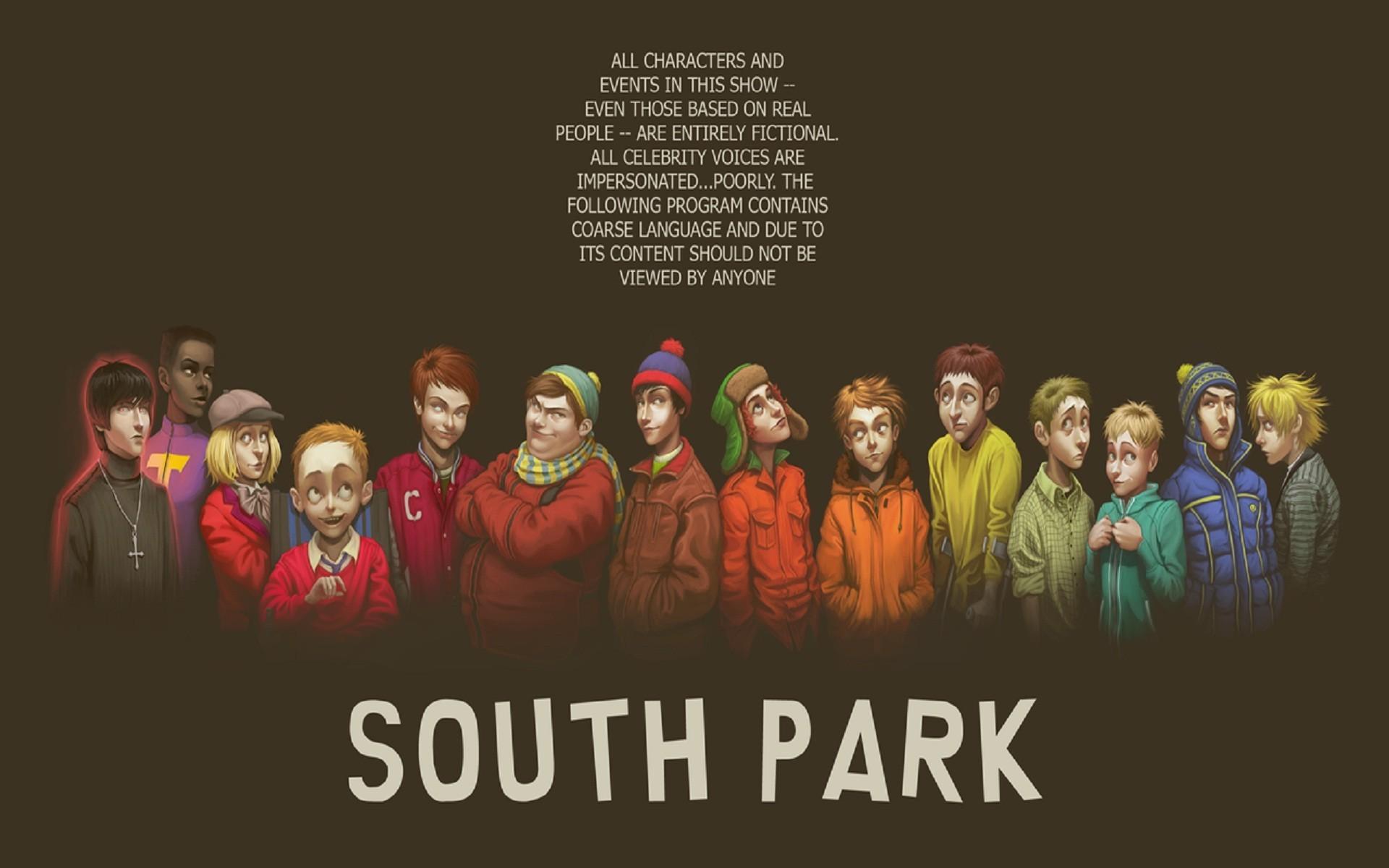 Обои мультик, south park, Южный парк. Фильмы foto 12